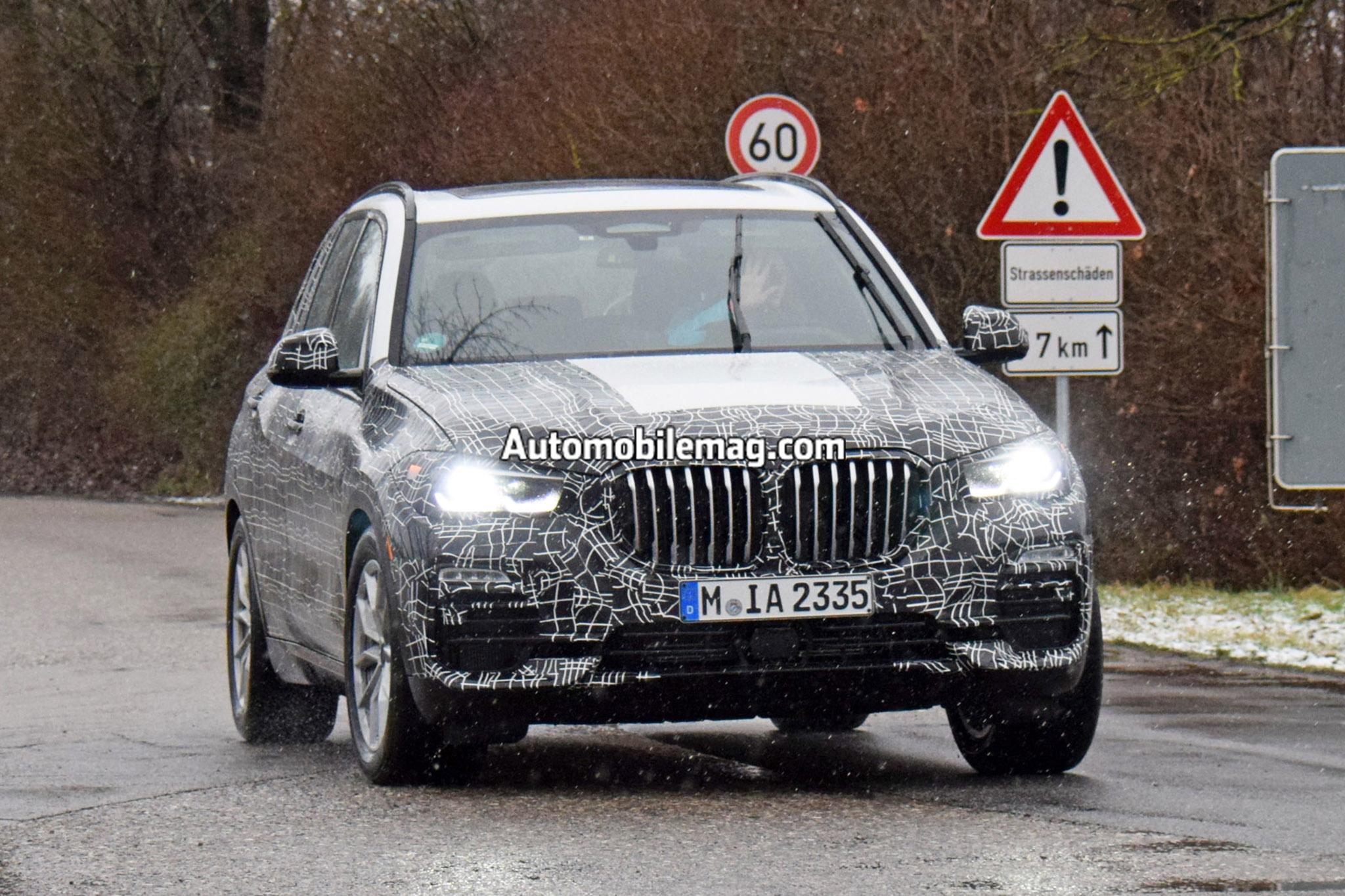 BMW X5 Less Camo 2