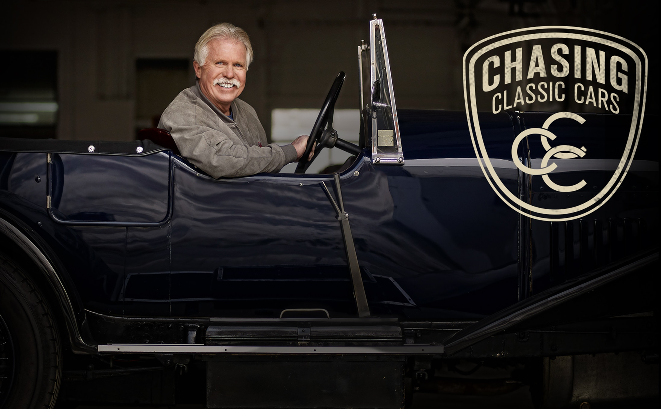 Tune In To Chasing Classic Cars And More On Motor Trend