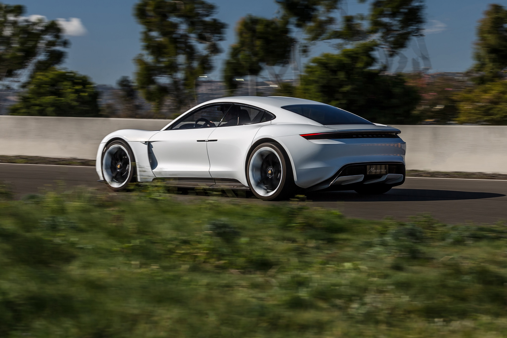 Porsche Mission E to be called Porsche Taycan