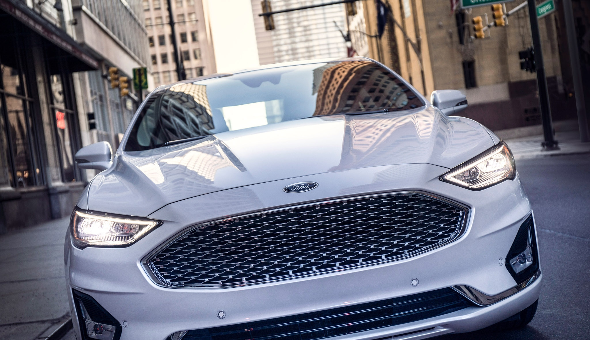 2019 ford fusion gets a facelift automobile magazine show more publicscrutiny Image collections
