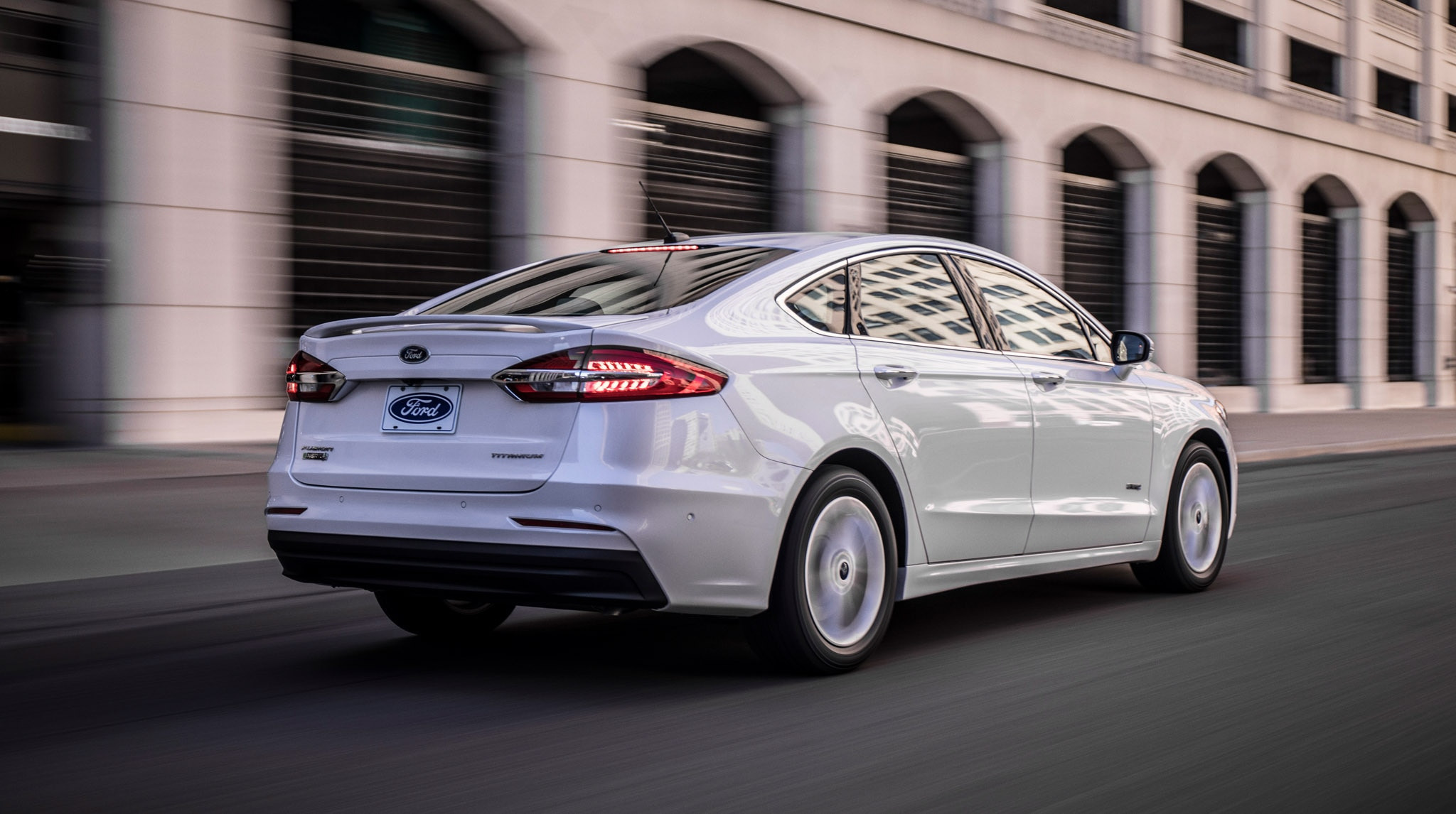 2019 Ford Fusion Gets a Facelift | Automobile Magazine