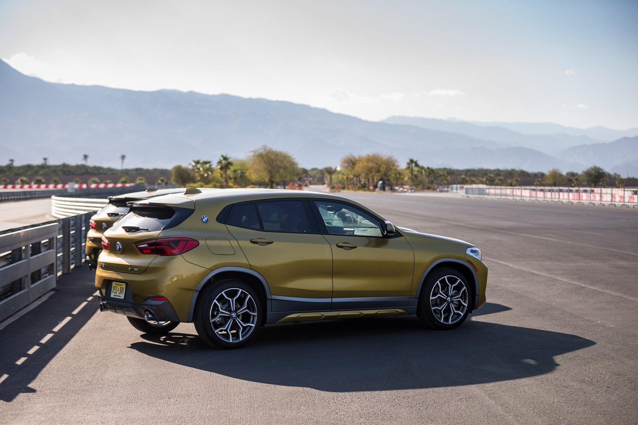 2018 BMW X2 2386