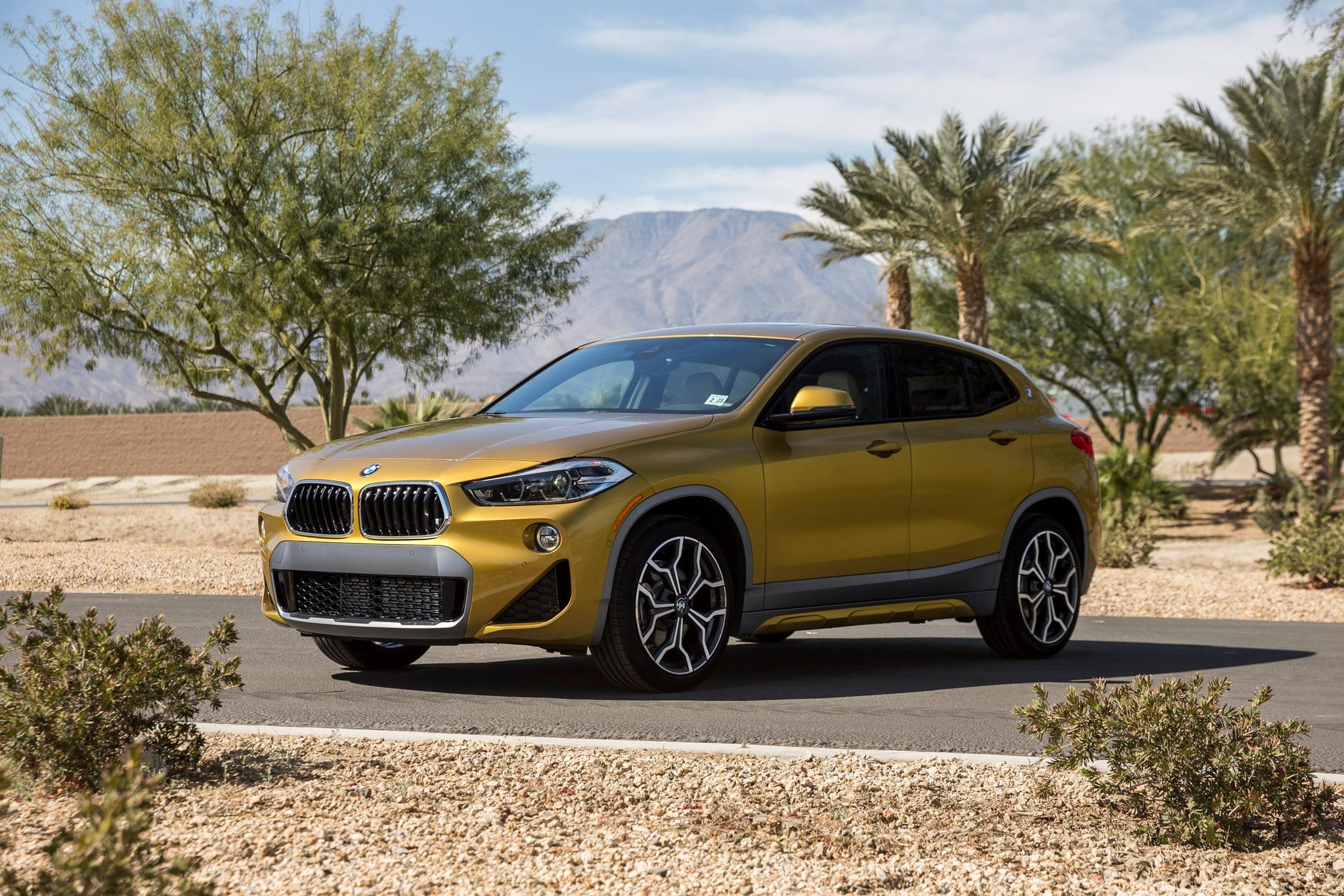 2018 BMW X2 30