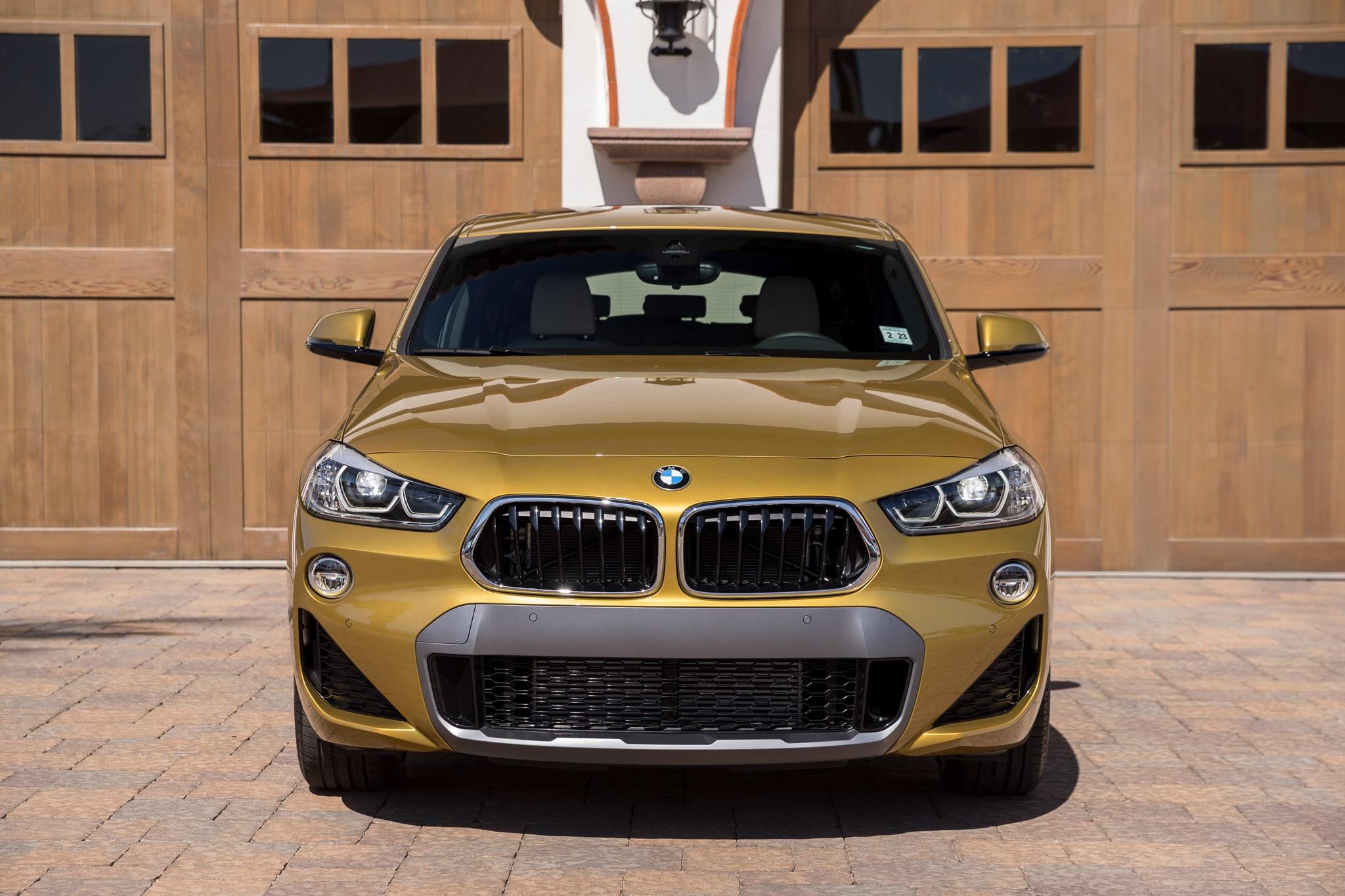 2018 BMW X2 58