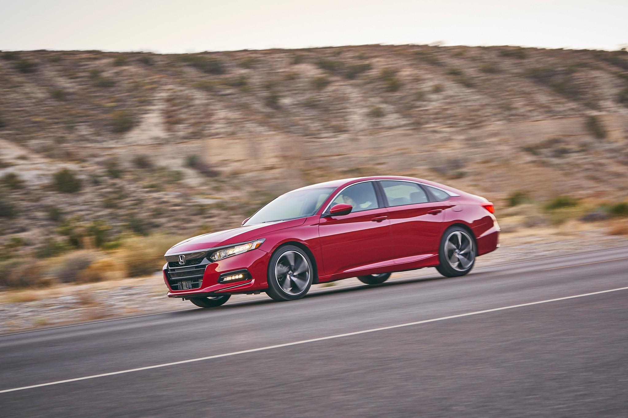 2018 automobile all star 2018 honda accord 2 0t sport for Honda accord 0 60