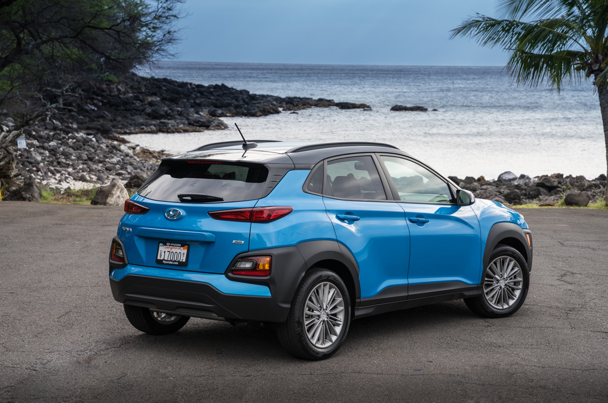 2018 hyundai kona first drive review automobile magazine. Black Bedroom Furniture Sets. Home Design Ideas
