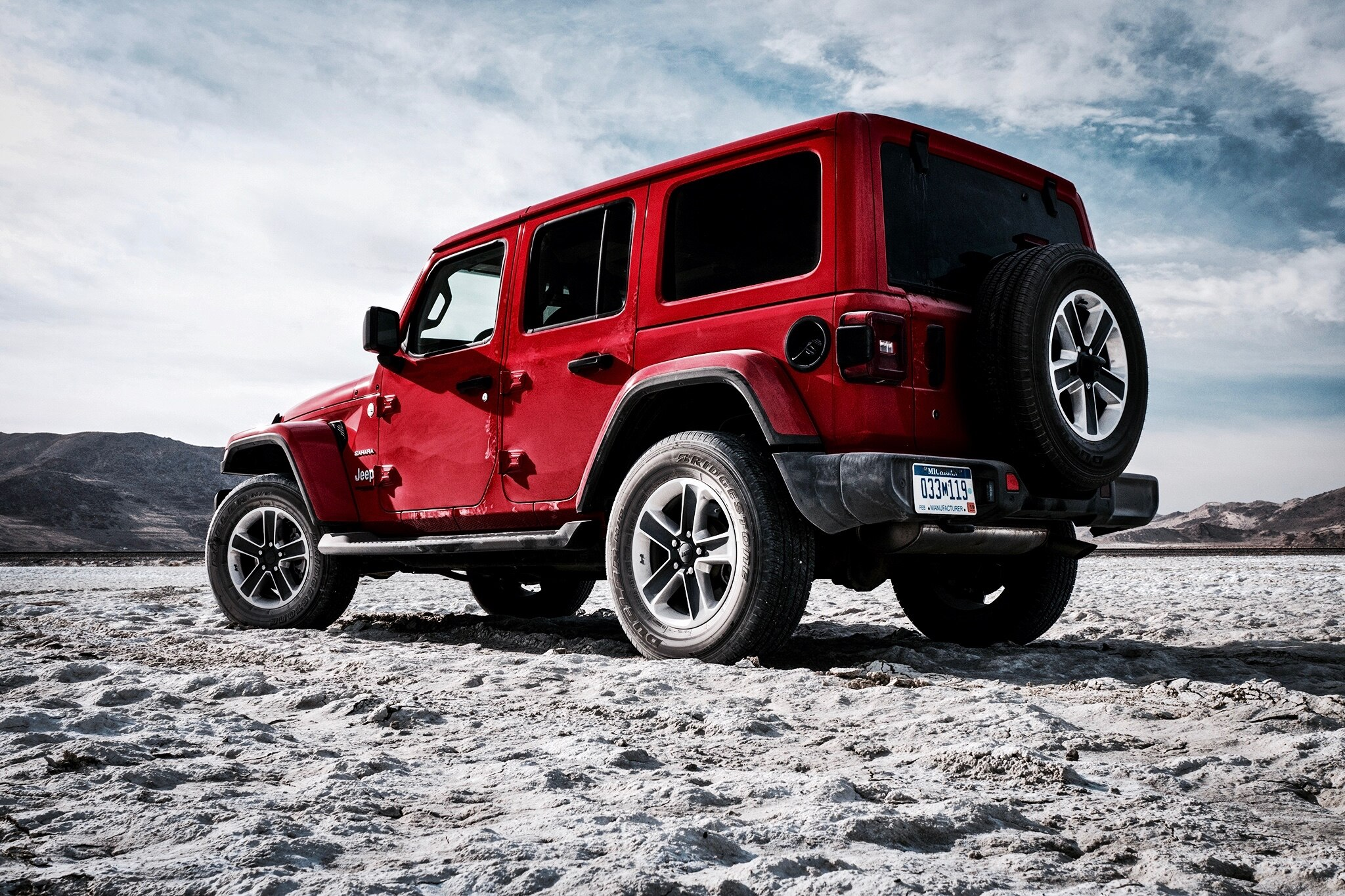 2018 Jeep Wrangler Unlimited Sahara 49