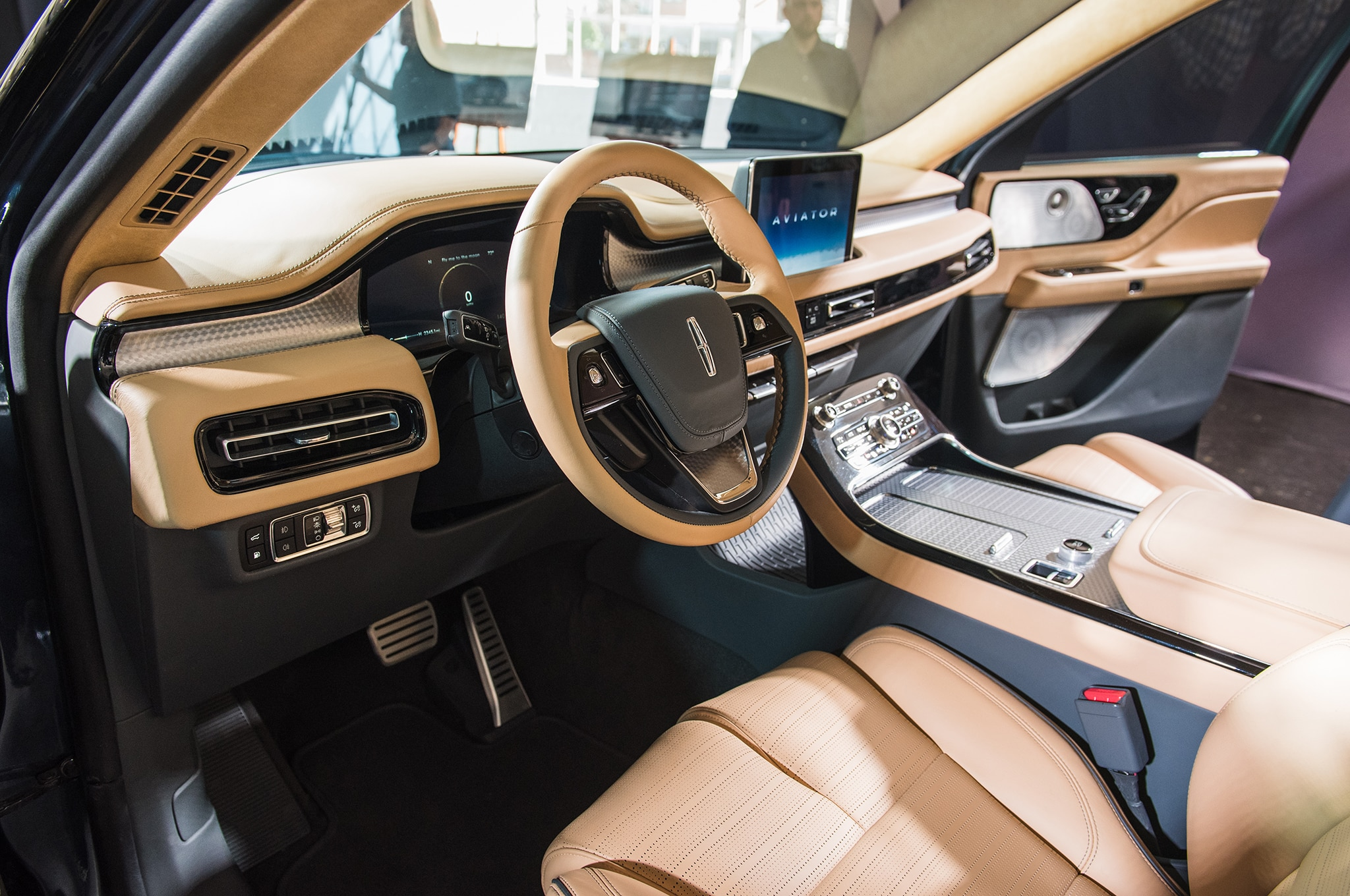 Seven Things About the New Lincoln Aviator | Automobile ...