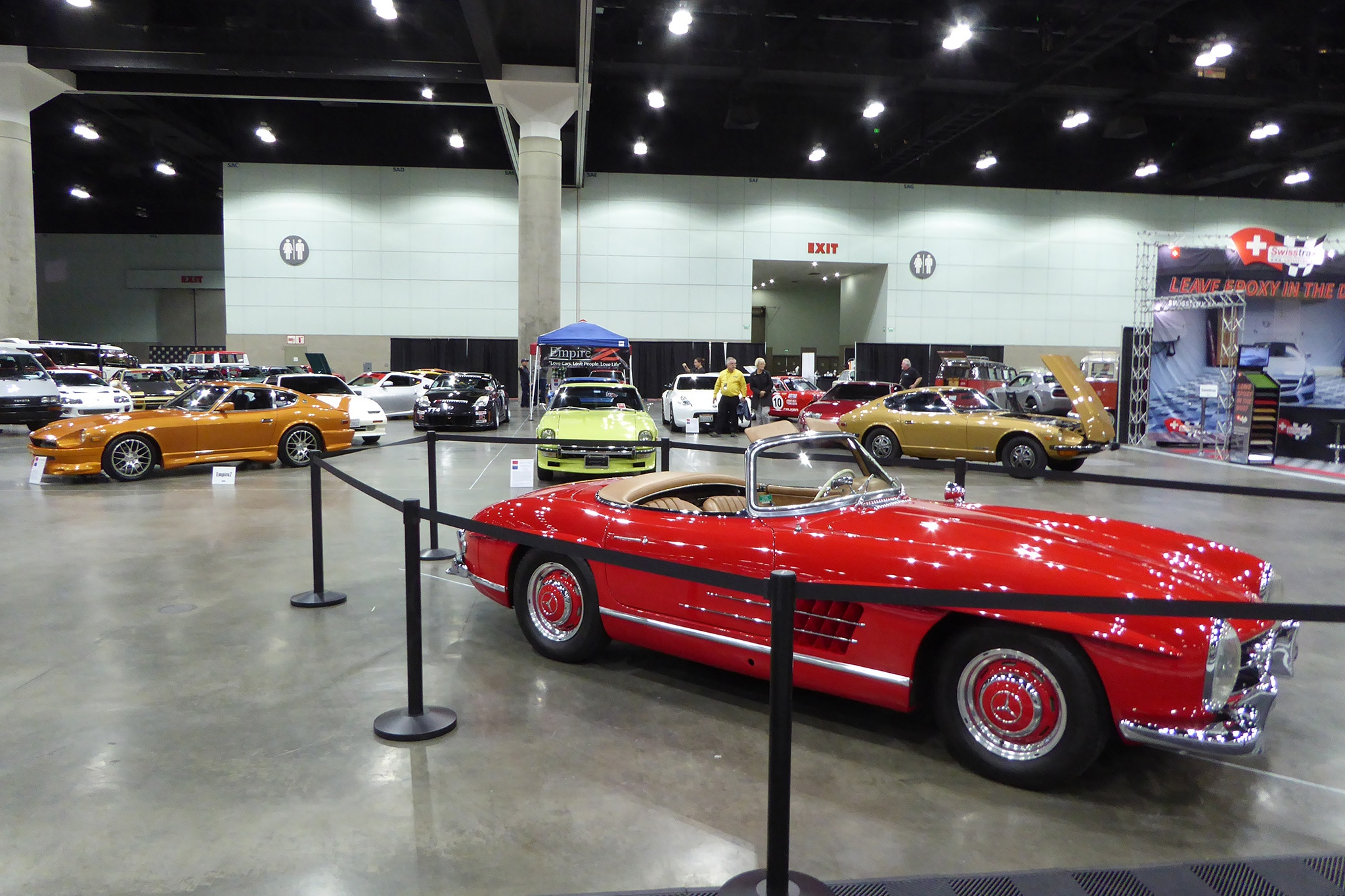2018 Los Angeles Classic Car Show 16