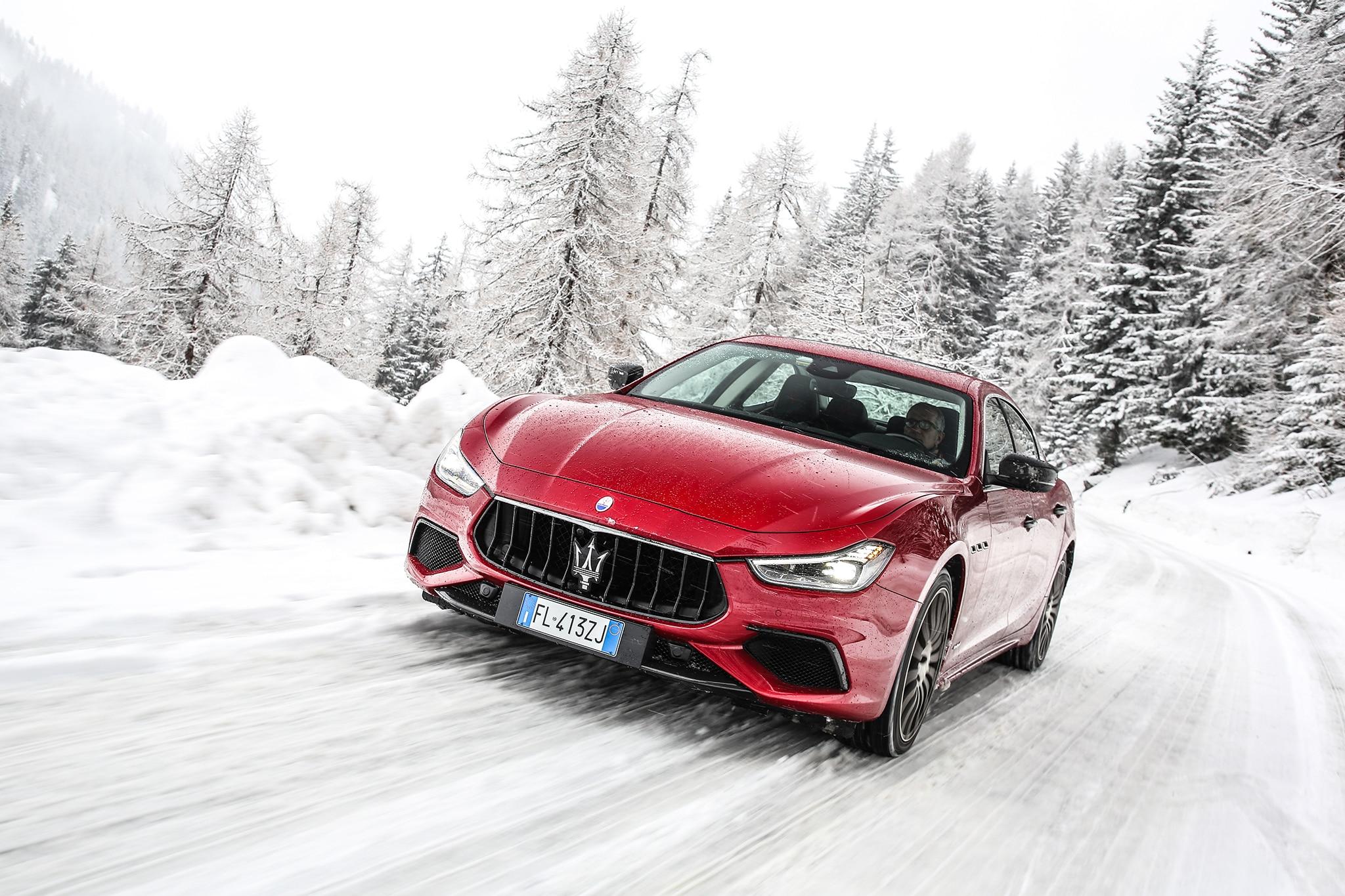 2018 Maserati Ghibli SQ4 28