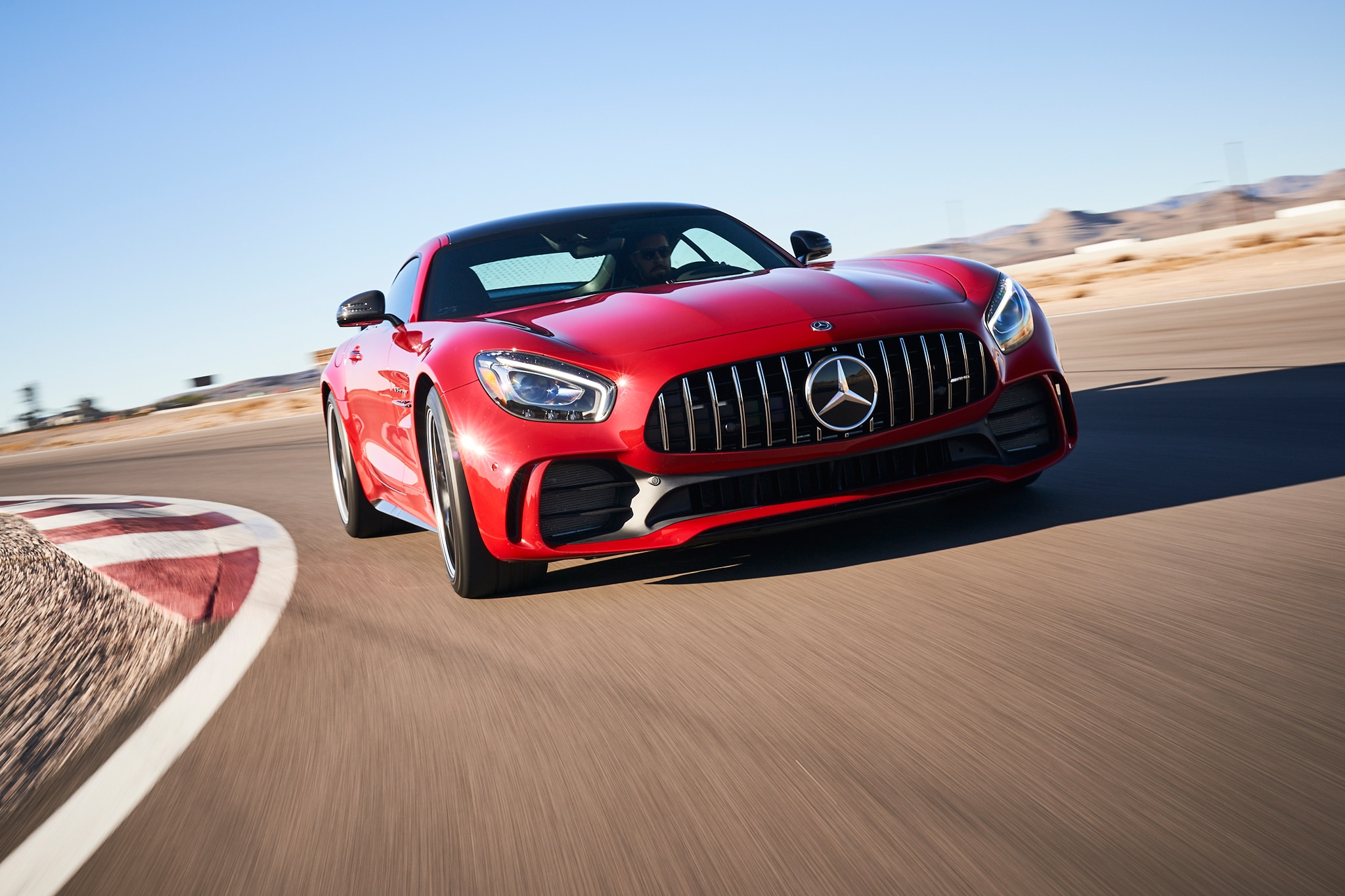 Mercedes-AMG GT 4-Door Coupe ready to challenge the Porsche Panamera
