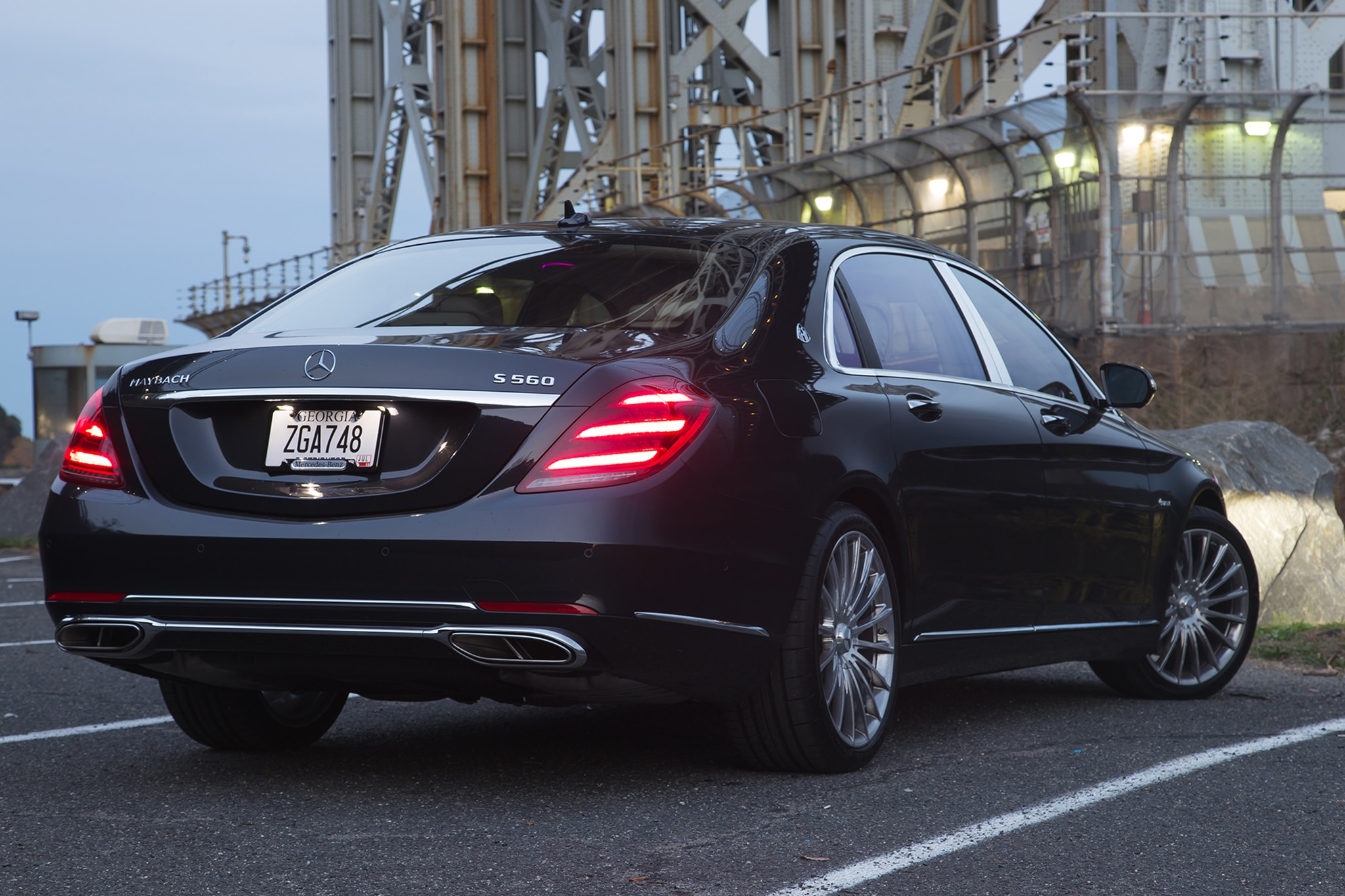Mercedes Maybach S Matic