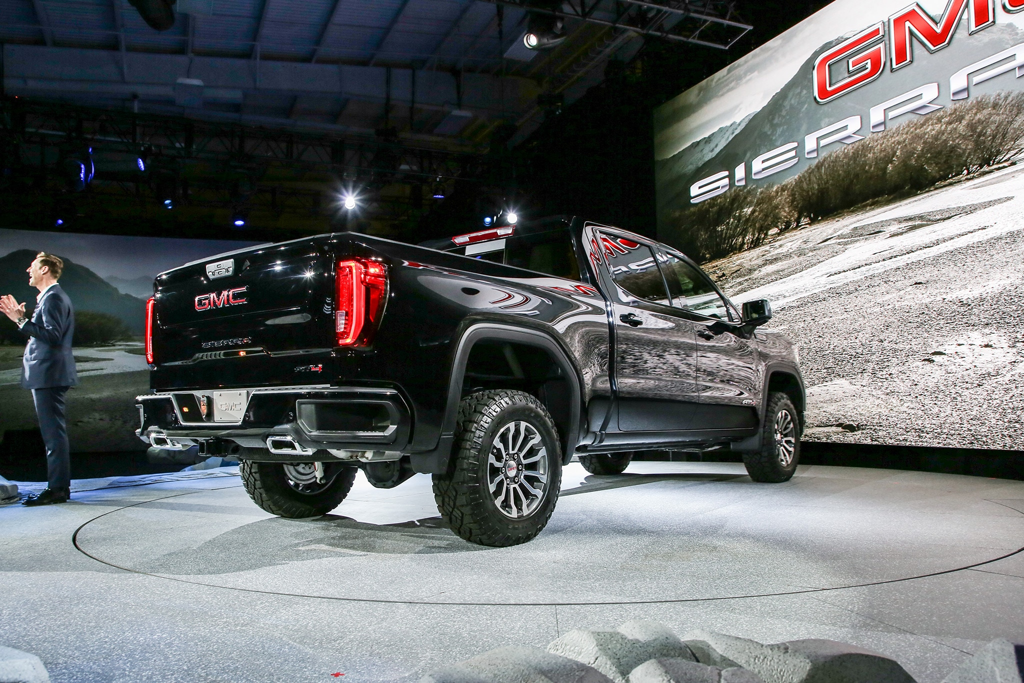 2019 GMC Sierra AT4 Gets More Off-Road Chops | Automobile ...