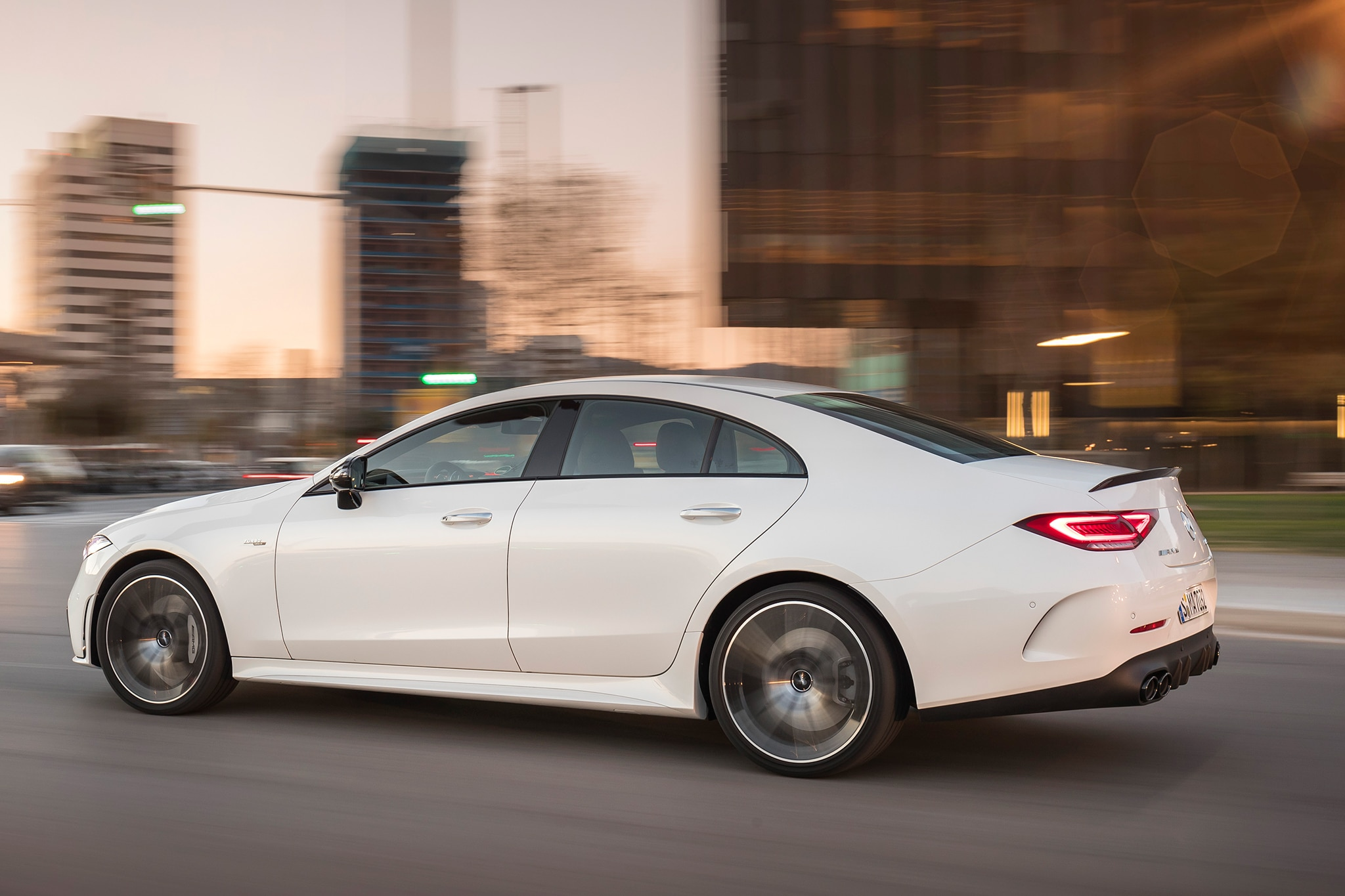 2019 mercedes benz cls class first drive review. Black Bedroom Furniture Sets. Home Design Ideas
