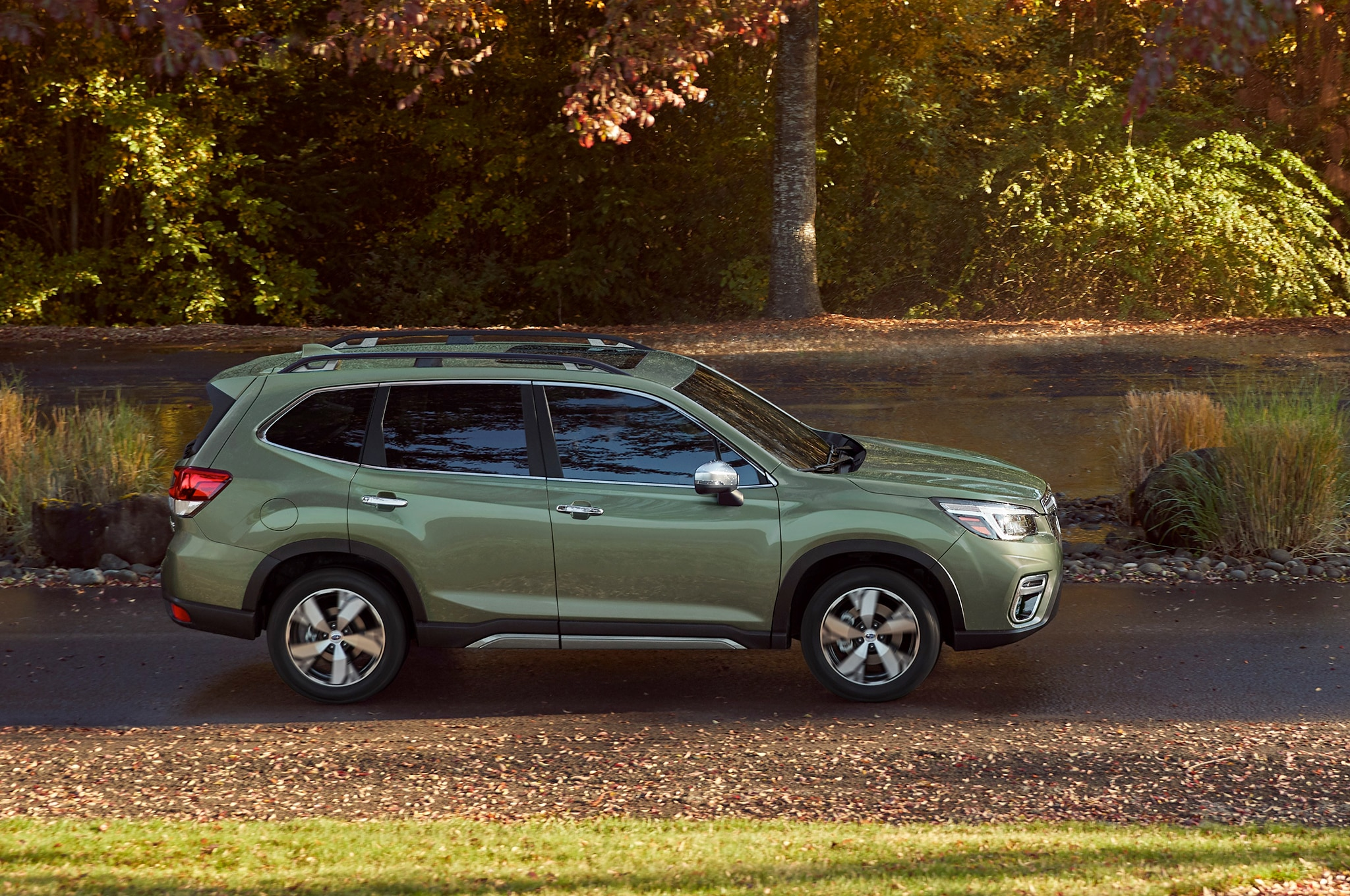 2019 Subaru Forester Gets Freshened With New Flavors Automobile Magazine
