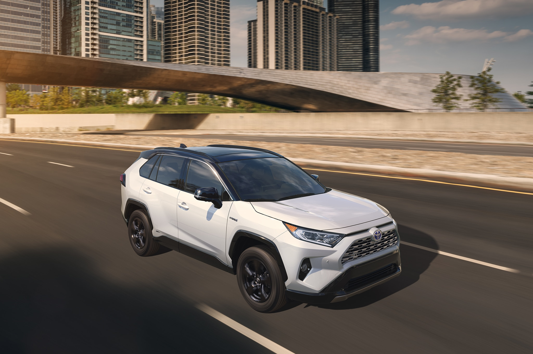 2019 toyota rav4 hits the gym automobile magazine. Black Bedroom Furniture Sets. Home Design Ideas