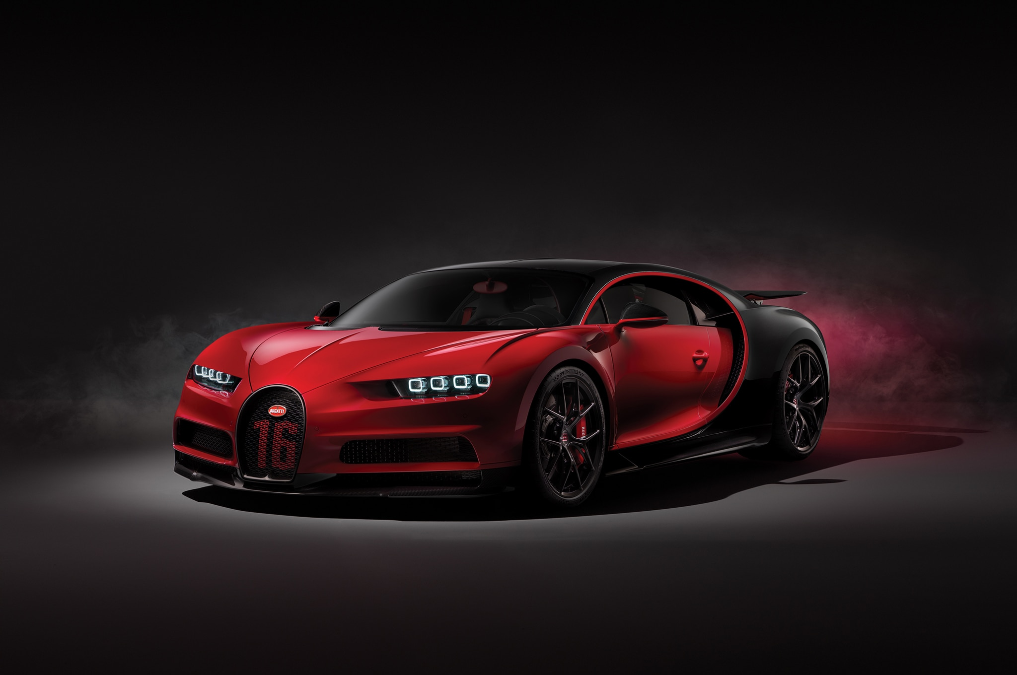 Bugatti at the Geneva Motor Show 2018