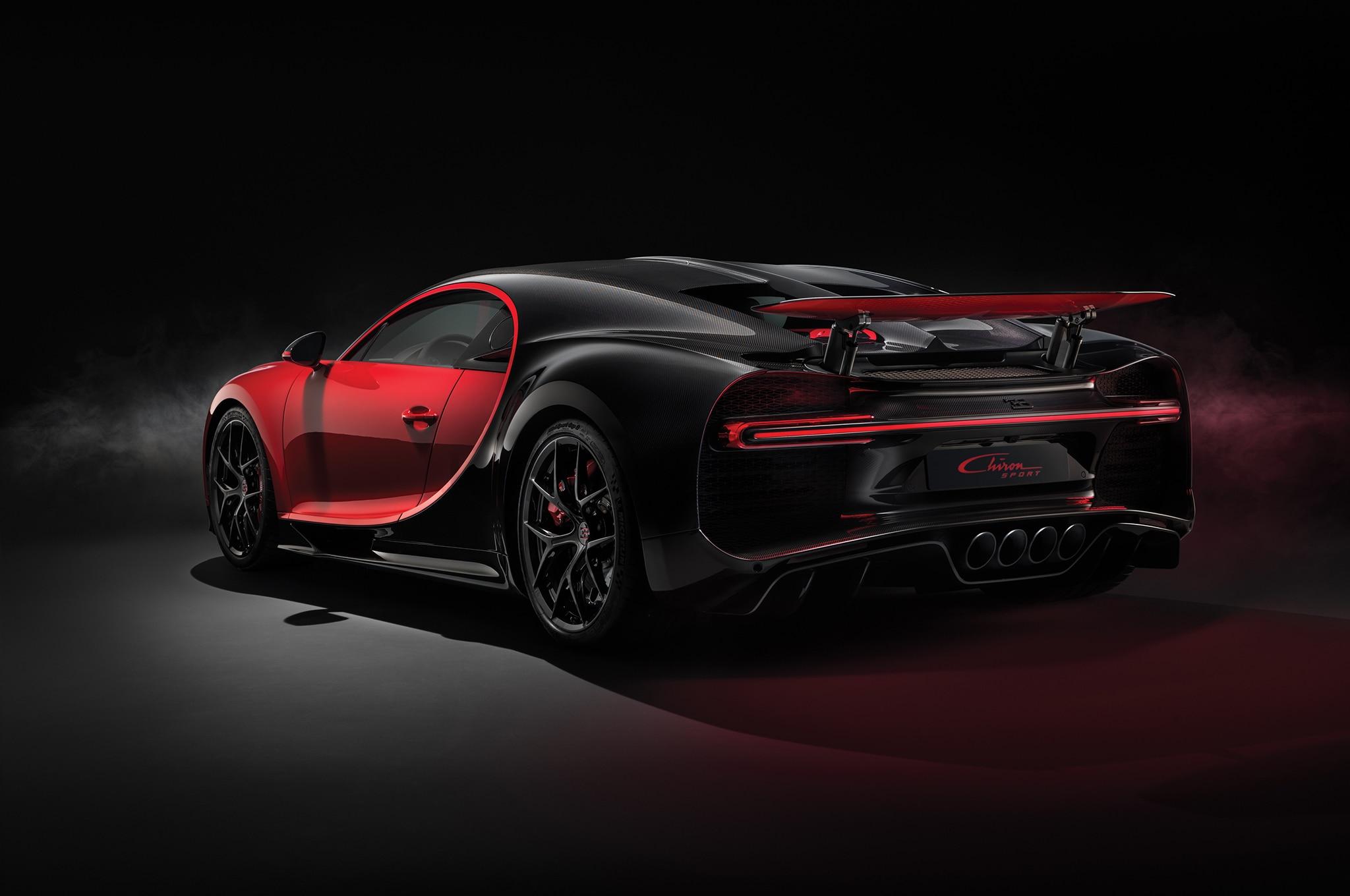 Bugatti at the Geneva Motor Show 2018