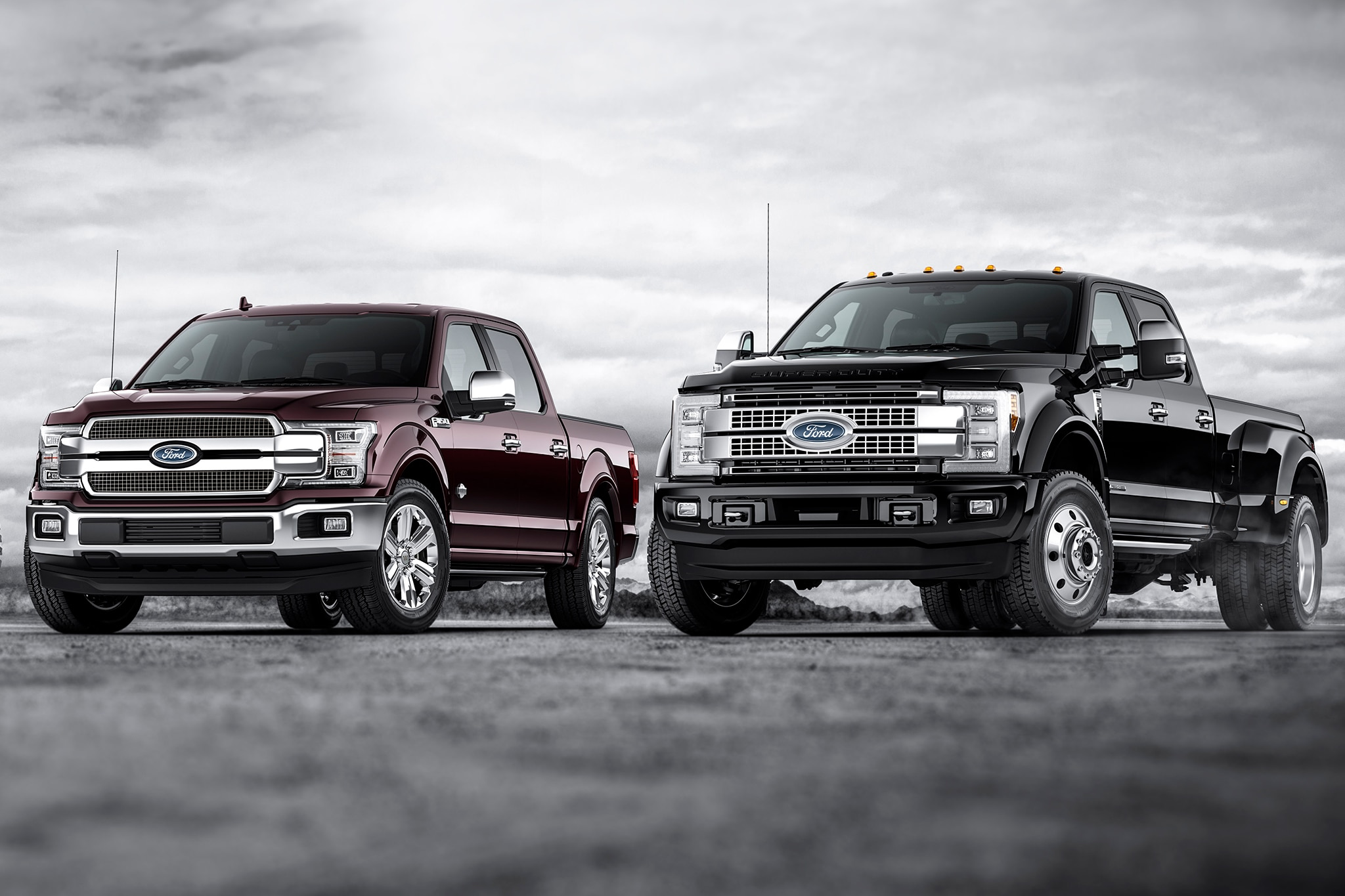 Ford Announces Off-Road SUV Below Bronco and Teases the Mustang Shelby GT 500 | Automobile Magazine