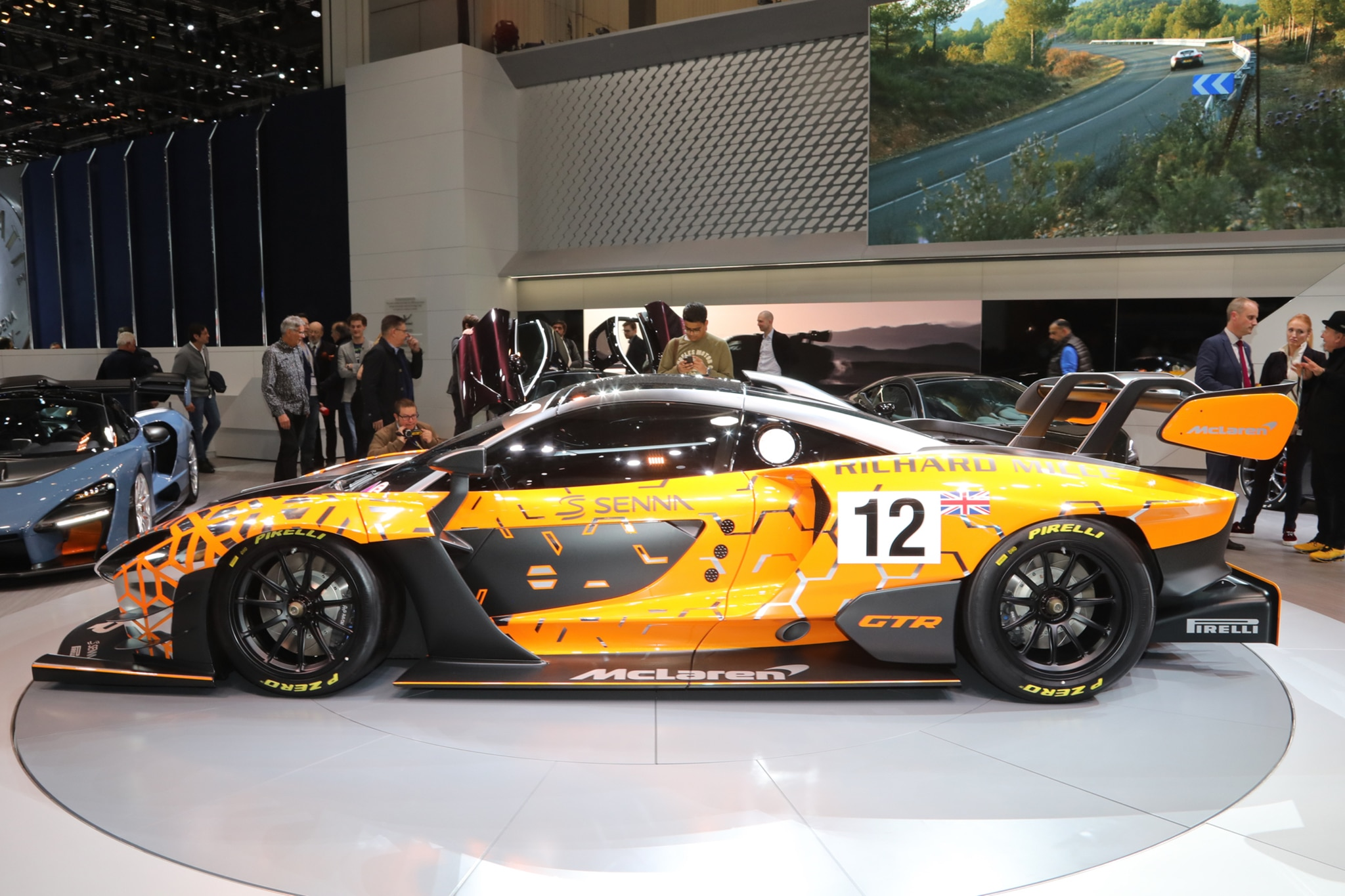 2019 Mclaren Senna Gtr Is The Quickest Mclaren Outside