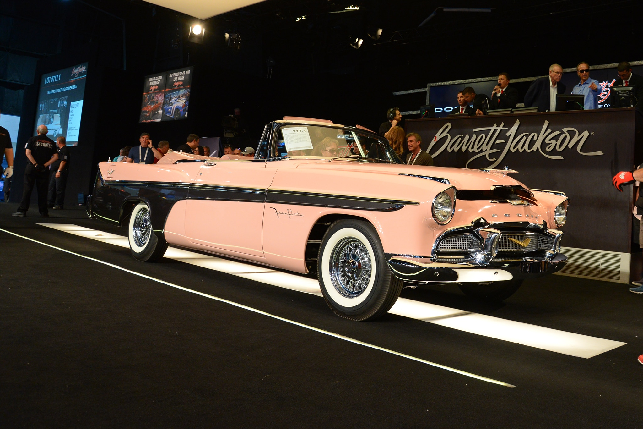 Top Ten Most Expensive Cars Sold At Barrett Jackson S 2018