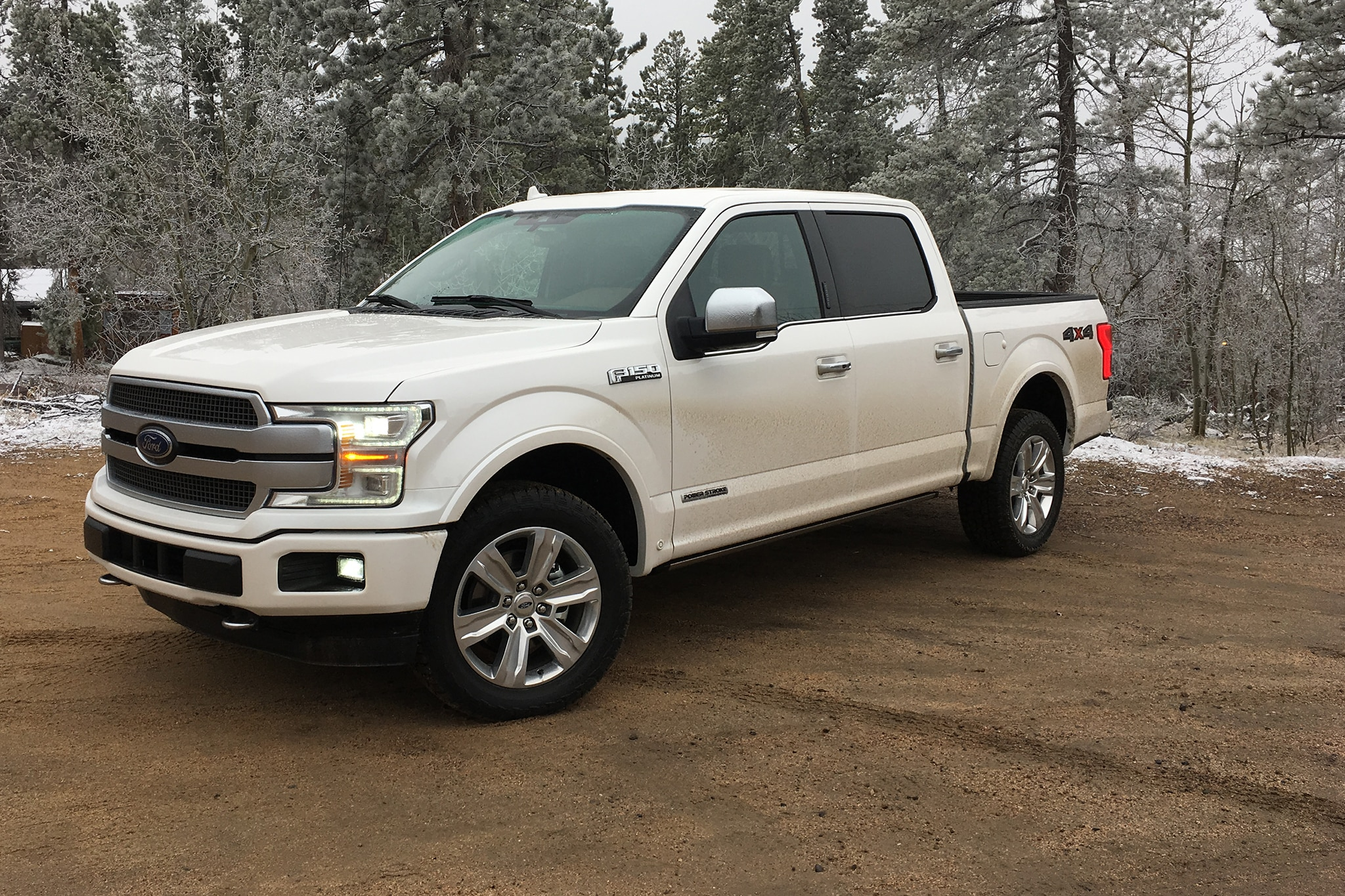2018 Ford F 150 Power Stroke First Drive Review