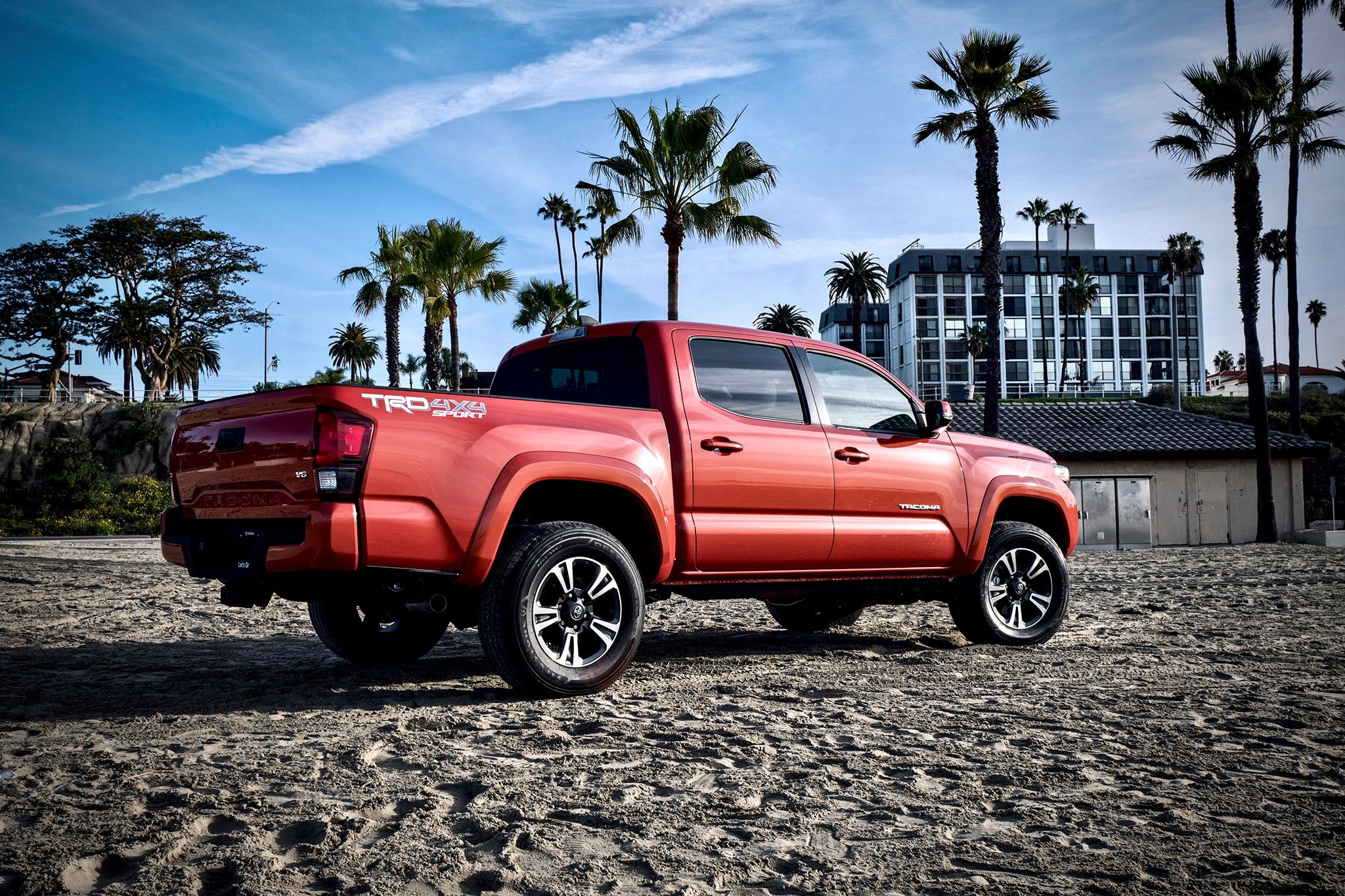 04 Toyota Tacoma >> Five Fantastic Things About the 2018 Toyota Tacoma TRD Sport | Automobile Magazine