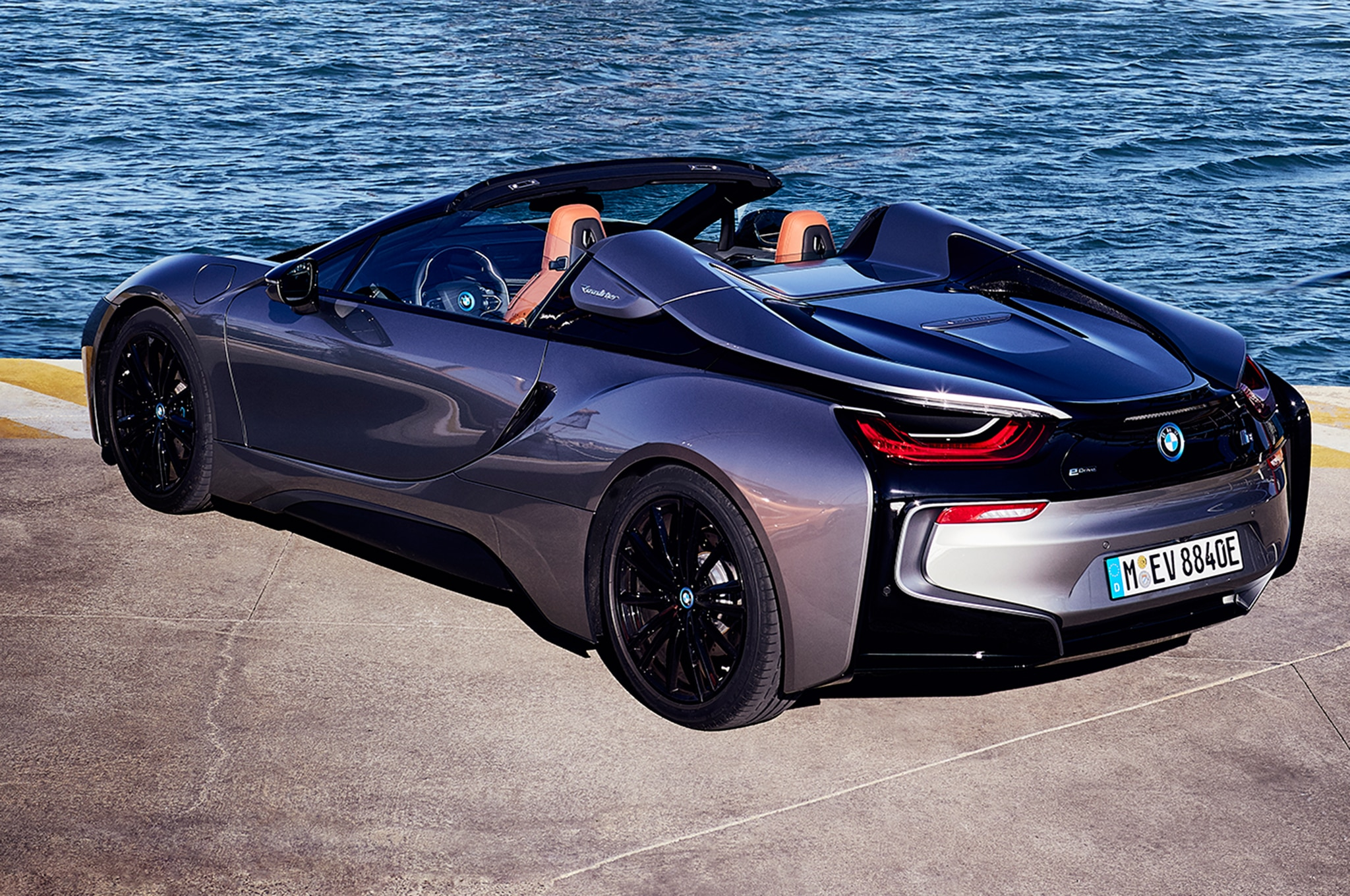 First Drive: 2019 BMW i8 Roadster | Automobile Magazine