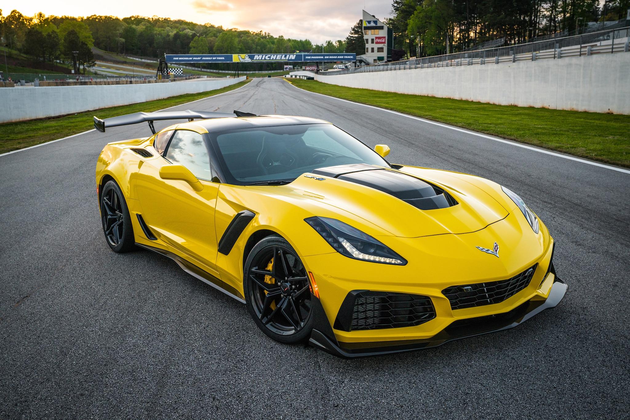 Corvette For Sale >> 2019 Chevrolet Corvette ZR1 First Drive   Automobile Magazine