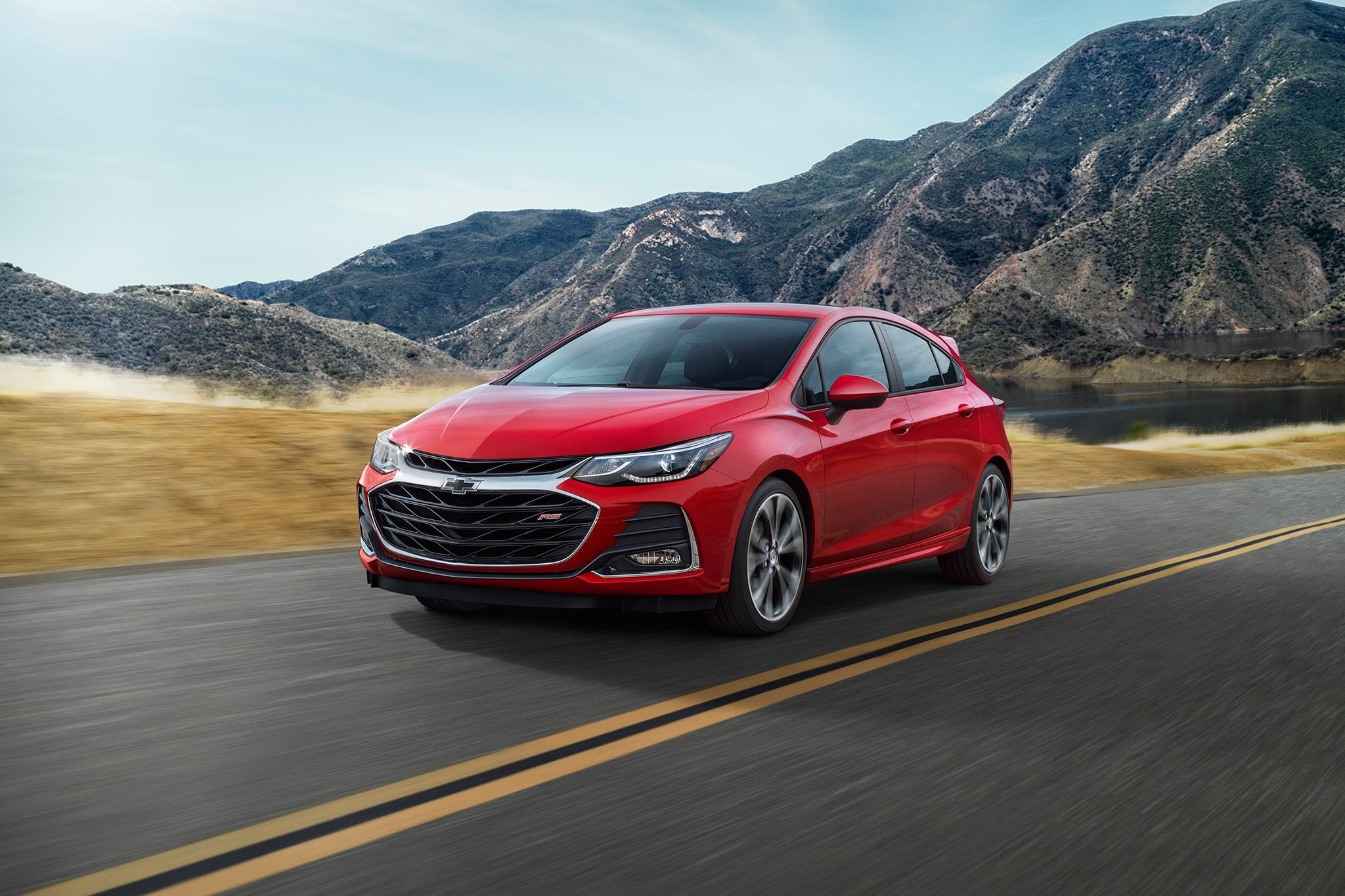 2019 Chevrolet Cruze, Malibu, and Spark Show Their Teeth ...