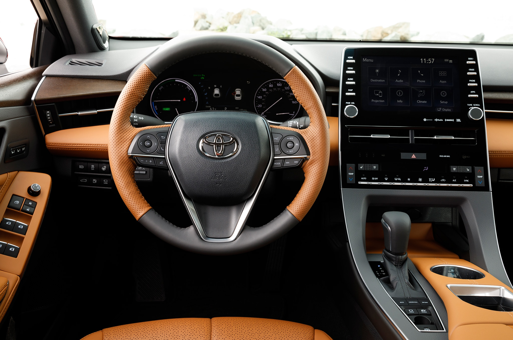 2019 Toyota Avalon First Drive Review Automobile Magazine