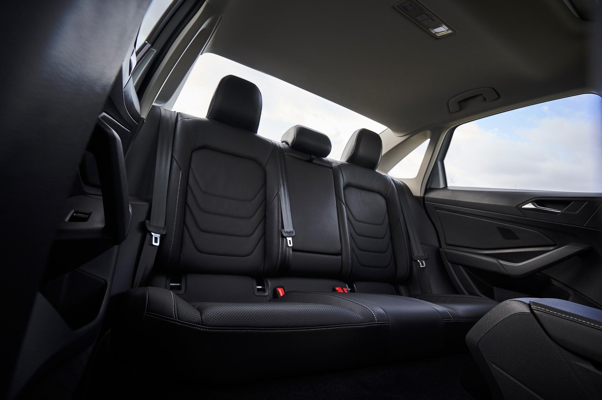 2019 volkswagen jetta first drive review automobile magazine. Black Bedroom Furniture Sets. Home Design Ideas