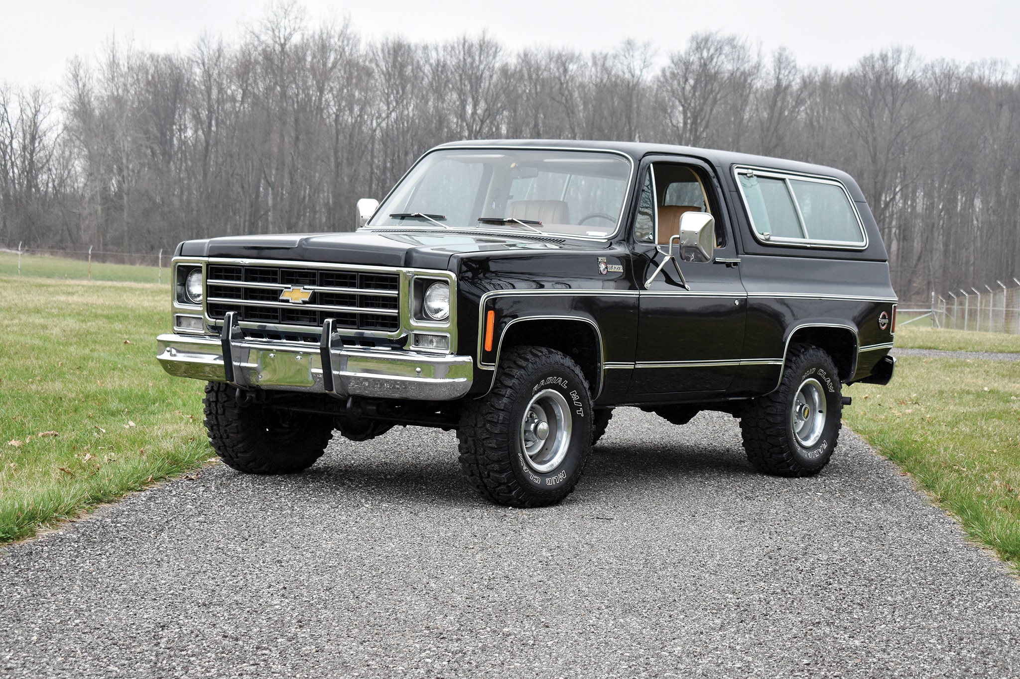 1979 Chevrolet K5 Blazer 1968 Ford Bronco RM Sothebys Auburn