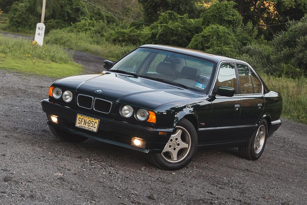 1995 BMW 525i 06