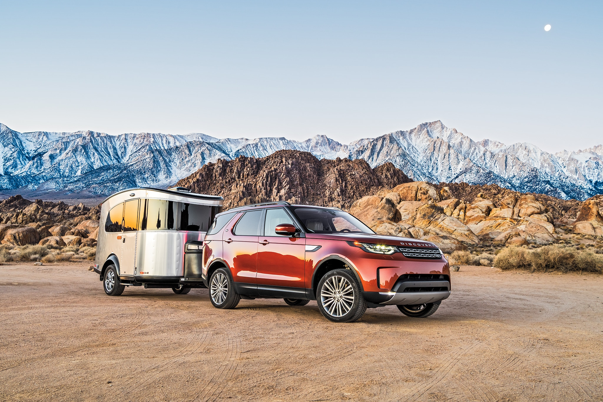 2017 Land Rover Discovery HSE Td6 Luxury 16