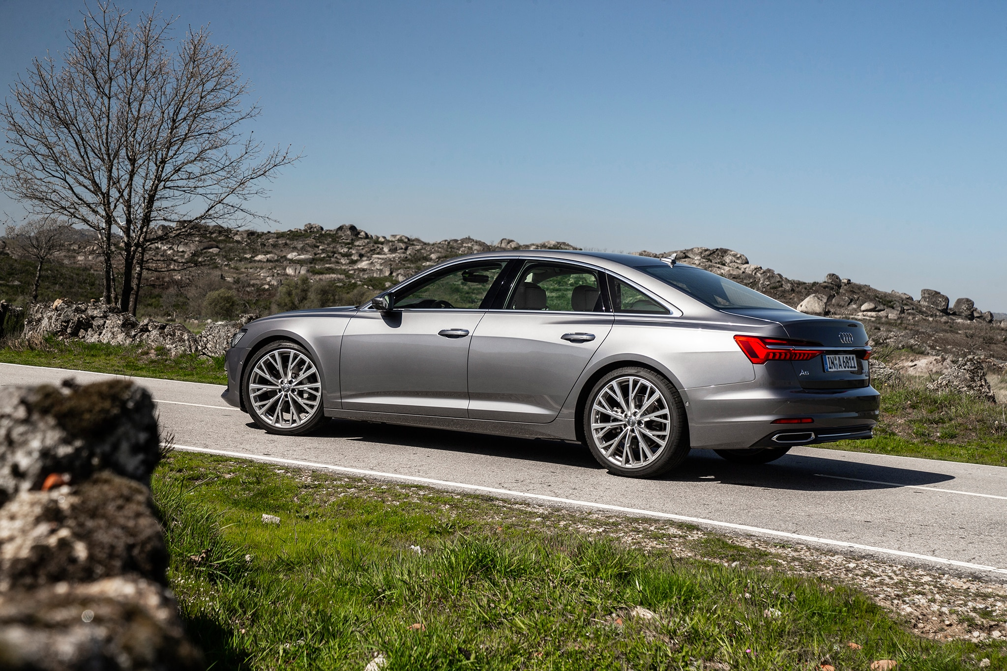2019 Audi A6 First Drive Review | Automobile Magazine