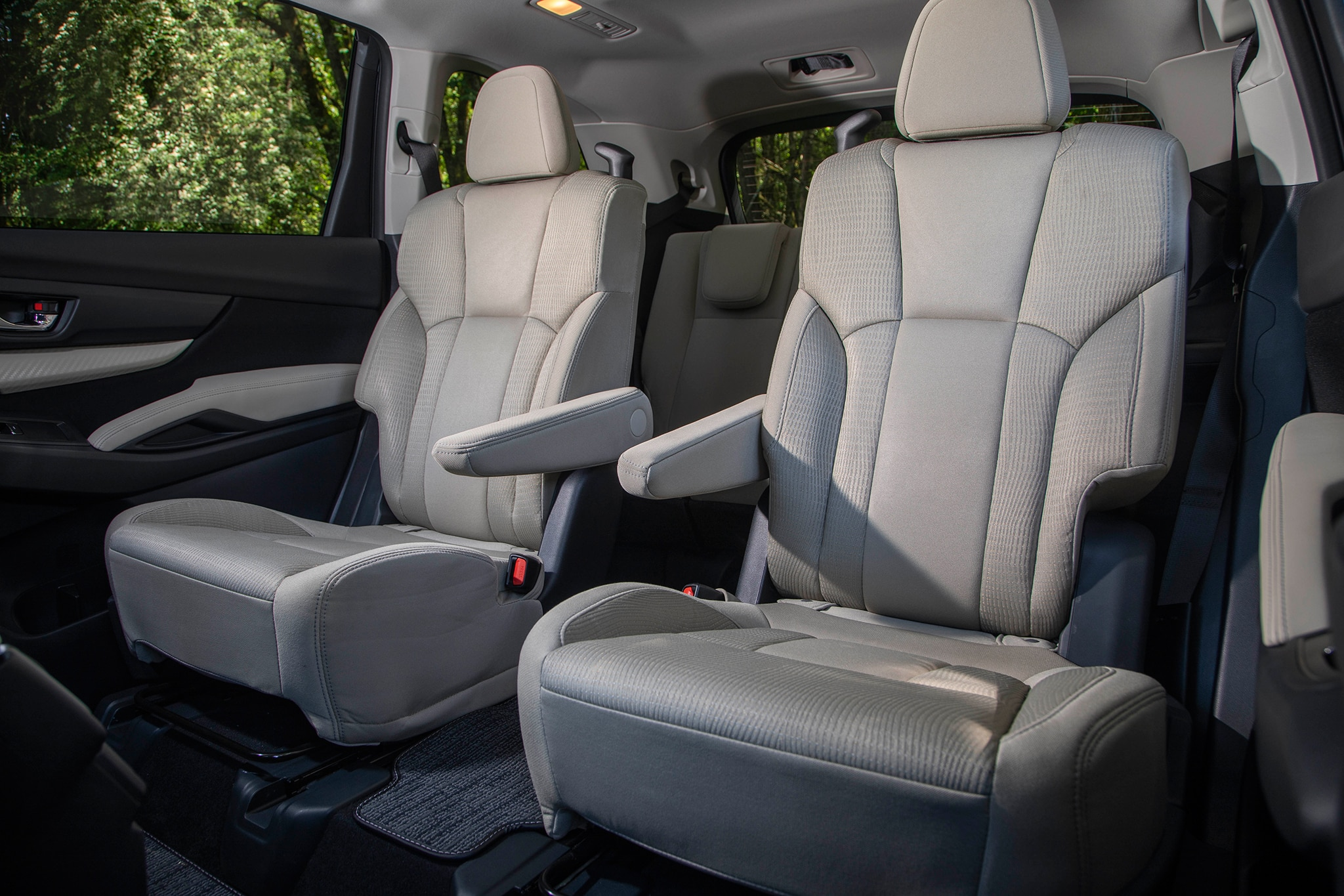 2019 Subaru Ascent First Drive Review Automobile Magazine
