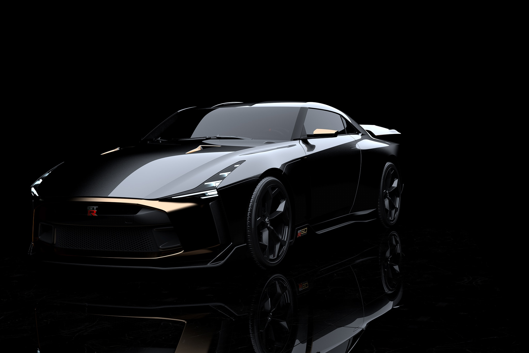 2017 Nissan Gt R Msrp >> Nissan GT-R50 by Italdesign is Bellissimo | Automobile ...