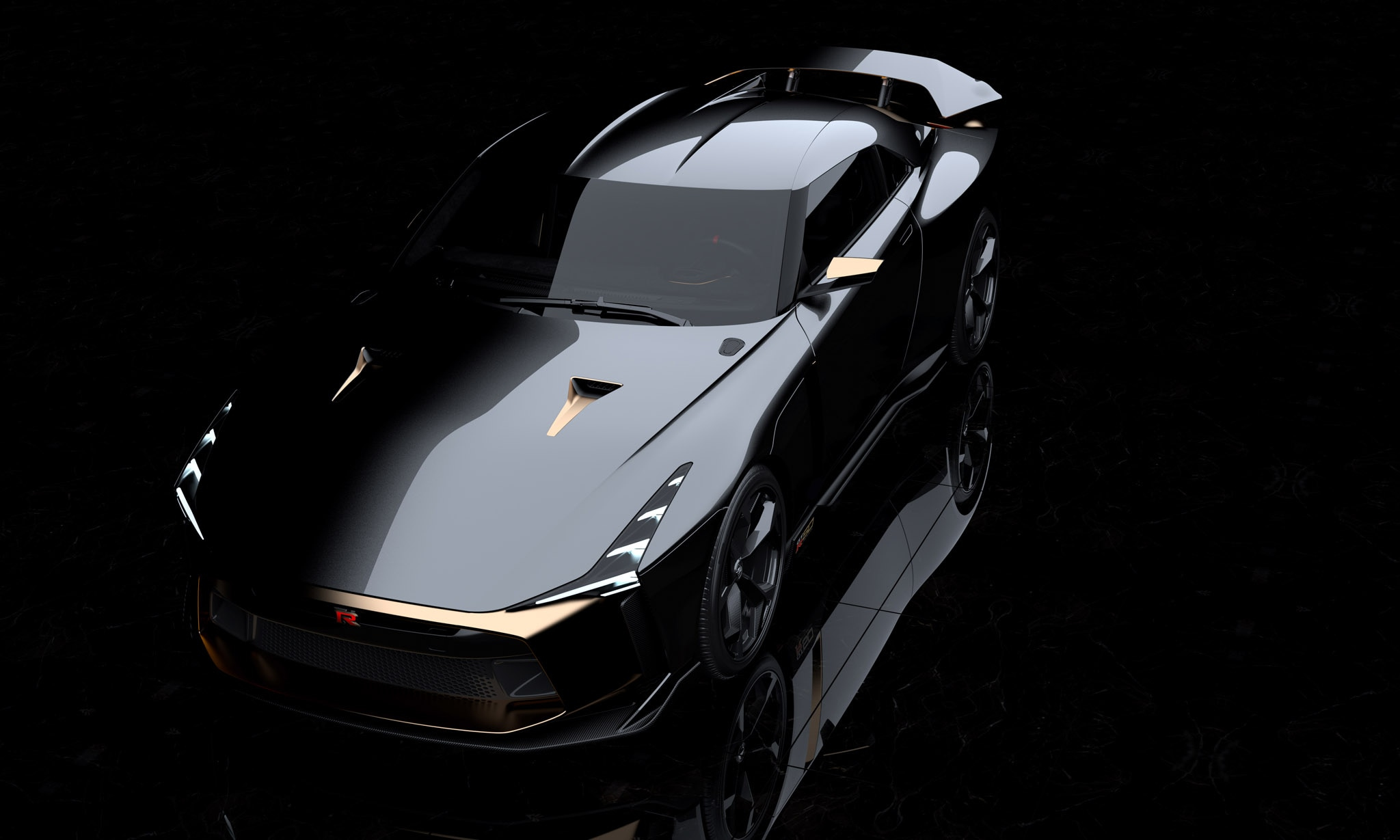 Nissan GT-R50 by Italdesign revealed ahead of Goodwood debut