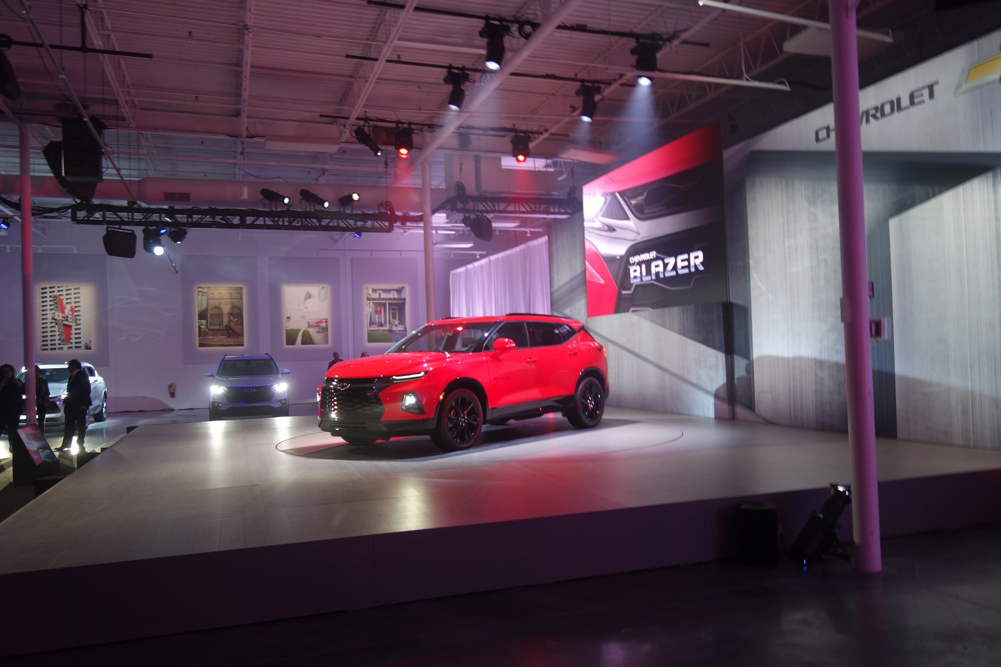 2019 Chevrolet Blazer Is Back Debuts In Atlanta