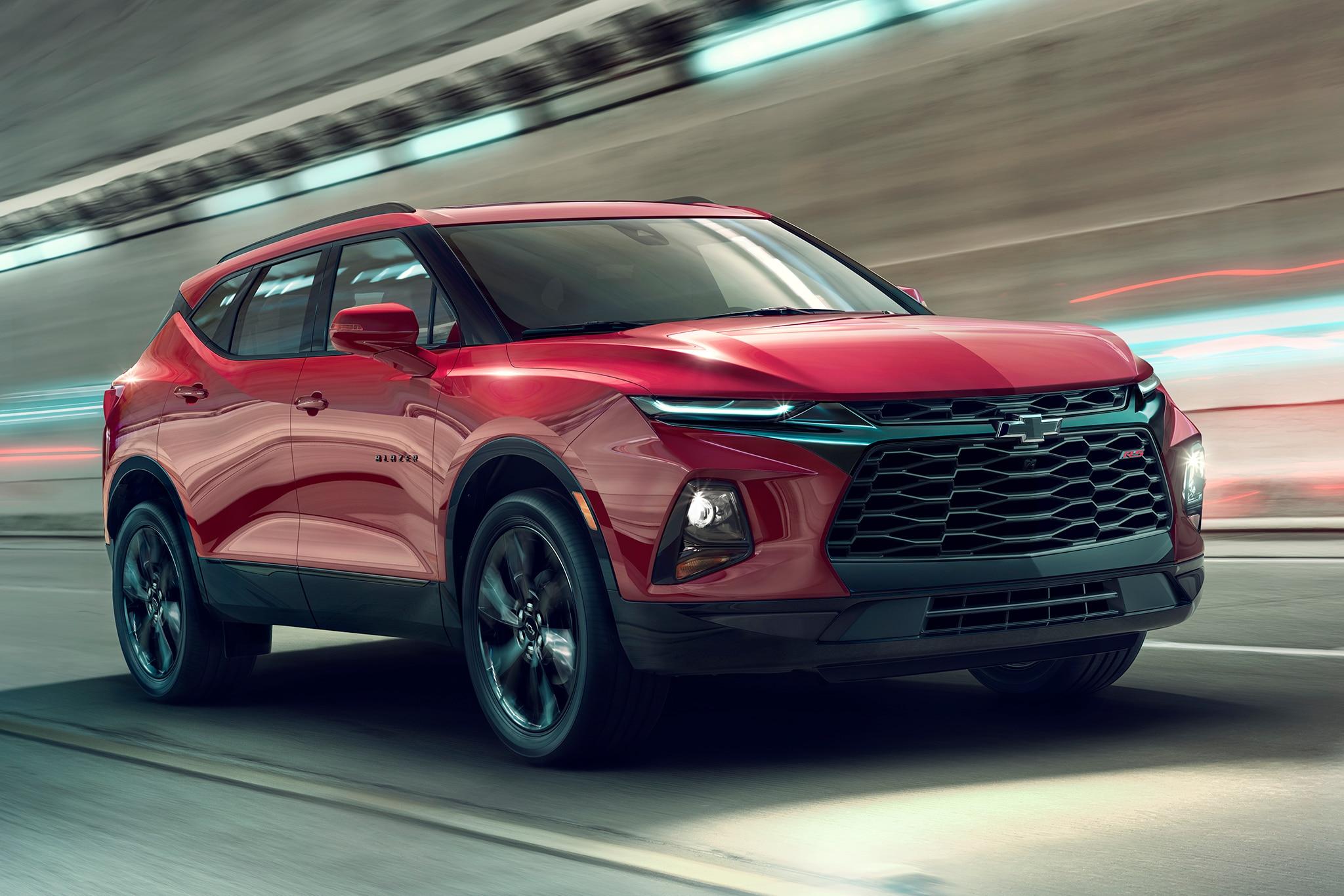 2019 Chevrolet Blazer is Back, Debuts in Atlanta