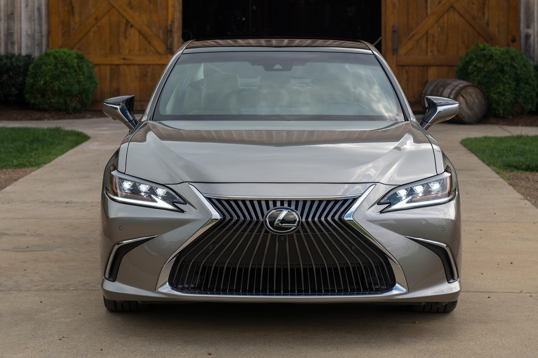 2018 Lexus Es 350 >> 2019 Lexus ES 350 First Drive Review | Automobile Magazine