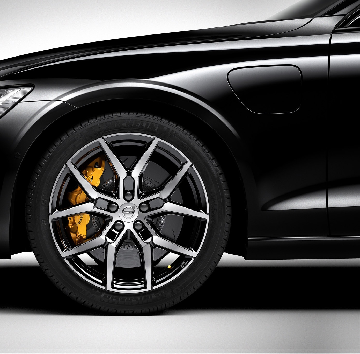 Volvo's New S60 To Get The Polestar Engineered Treatment