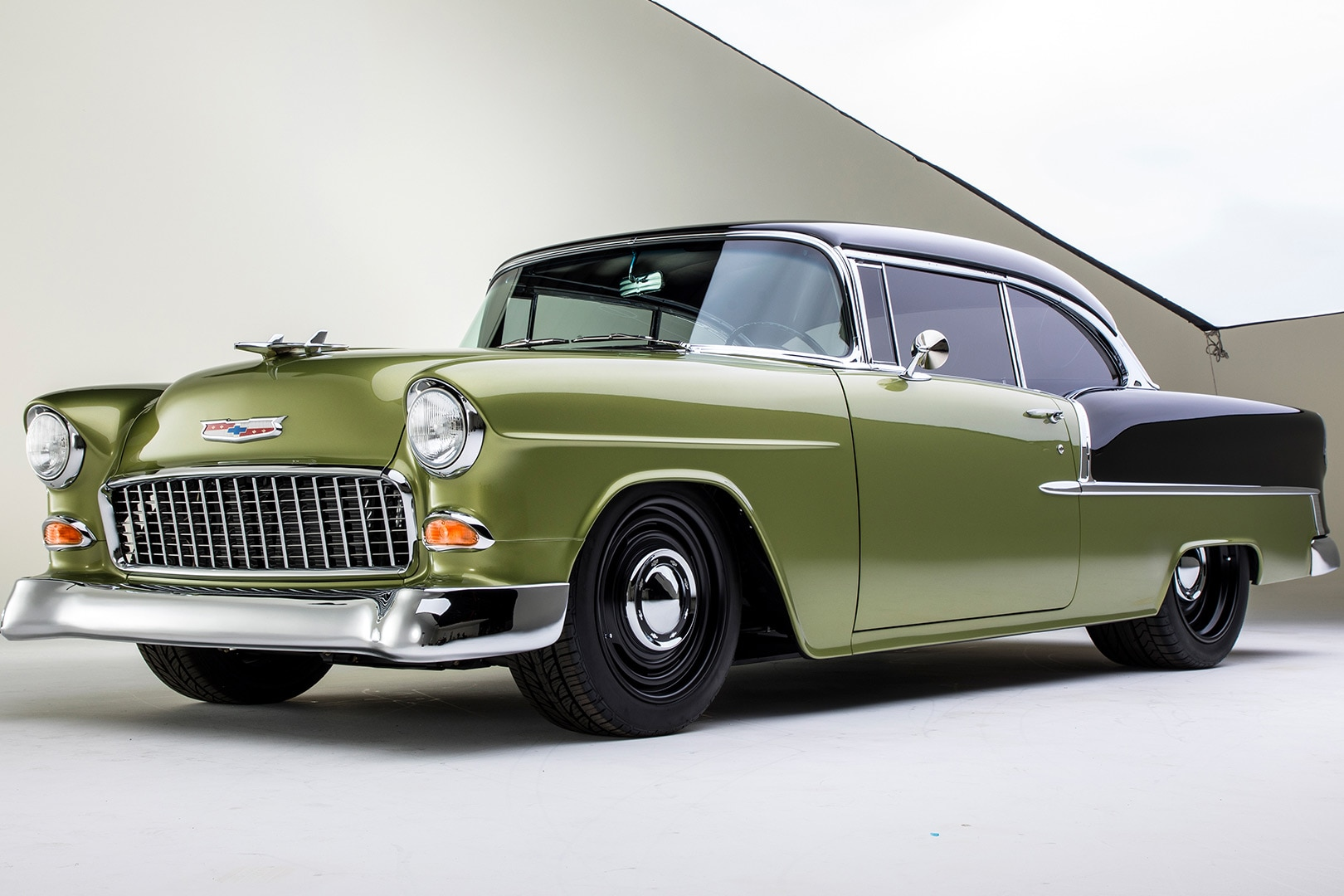 WATCH: Ten Reasons Why This '55 Chevy Cost $500,000 to ...