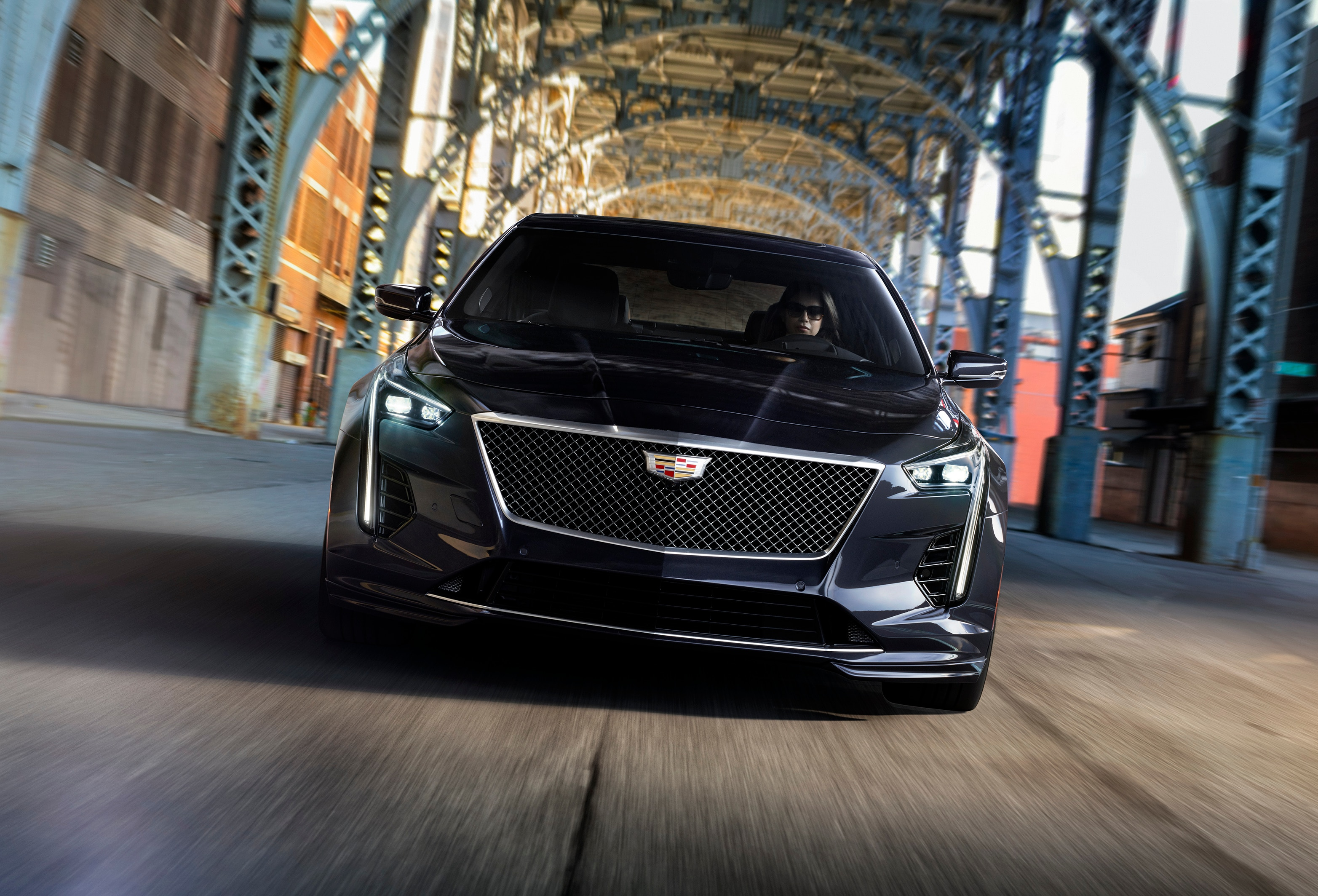 2019 Cadillac Ct6 V Is A 550 Hp Thing Get One Before It S