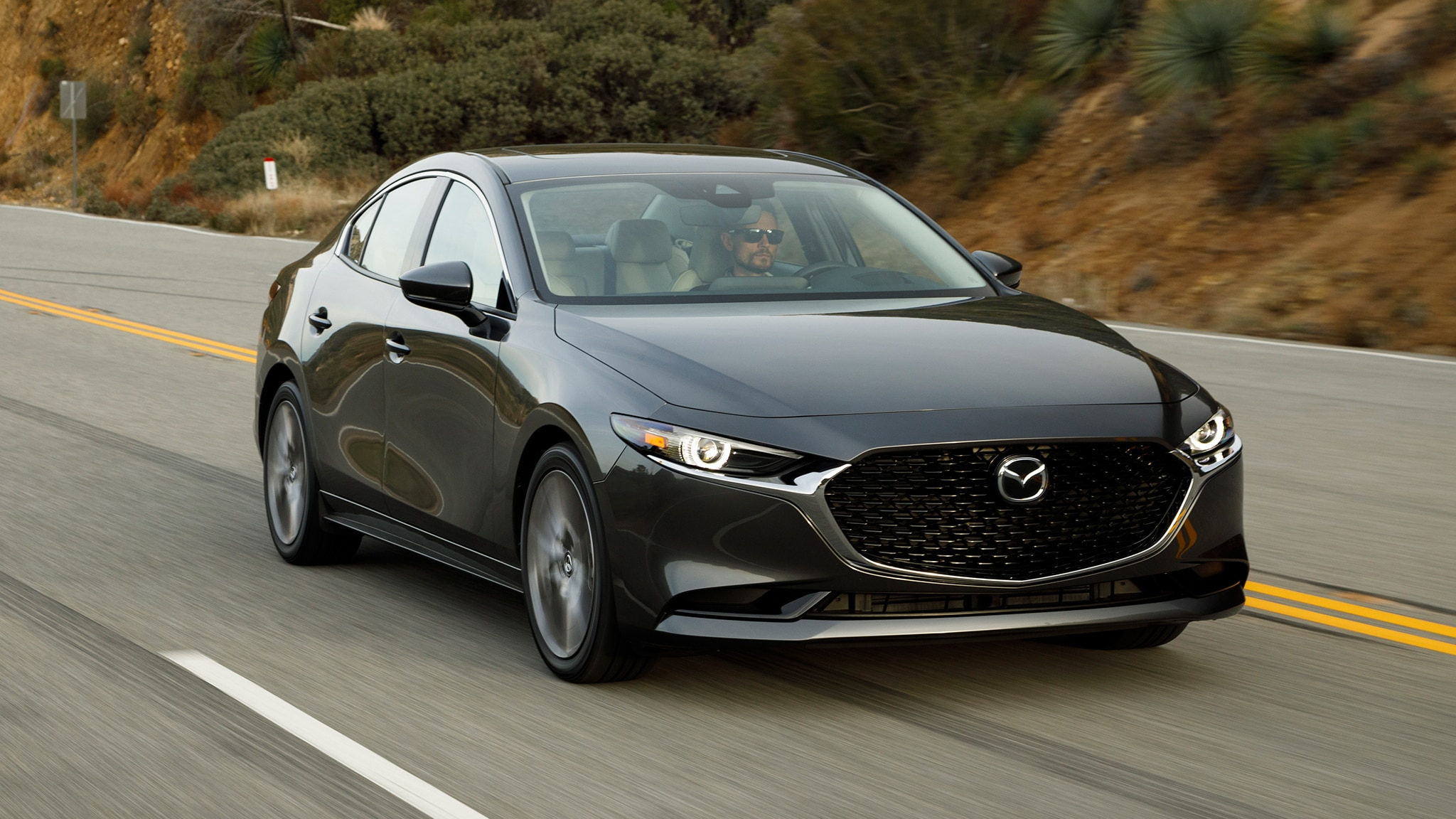 2019 mazda 3 first drive review  advancing the compact