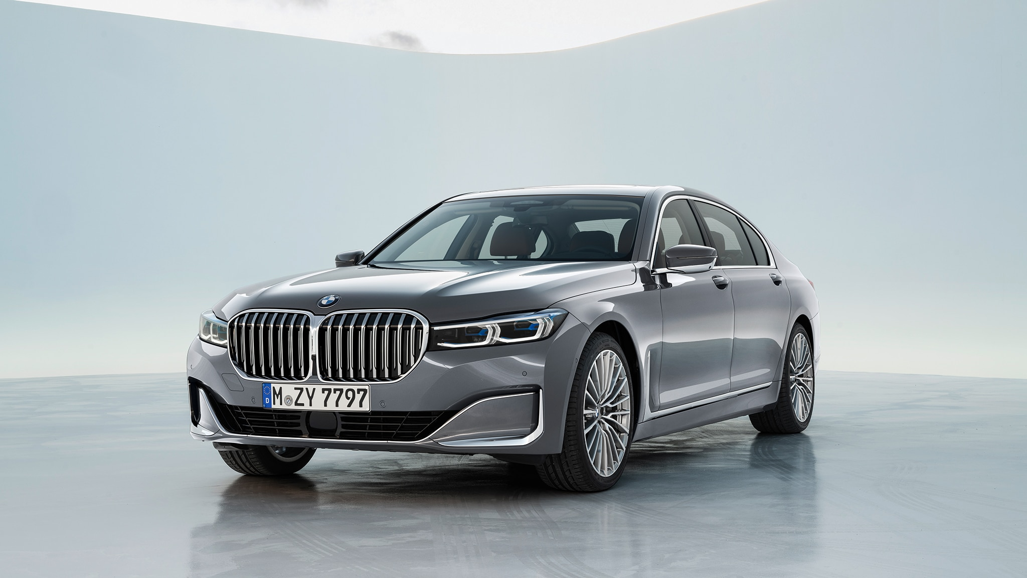 2020 BMW 7 Series: Refreshed with Big Power, Big Comfort ...