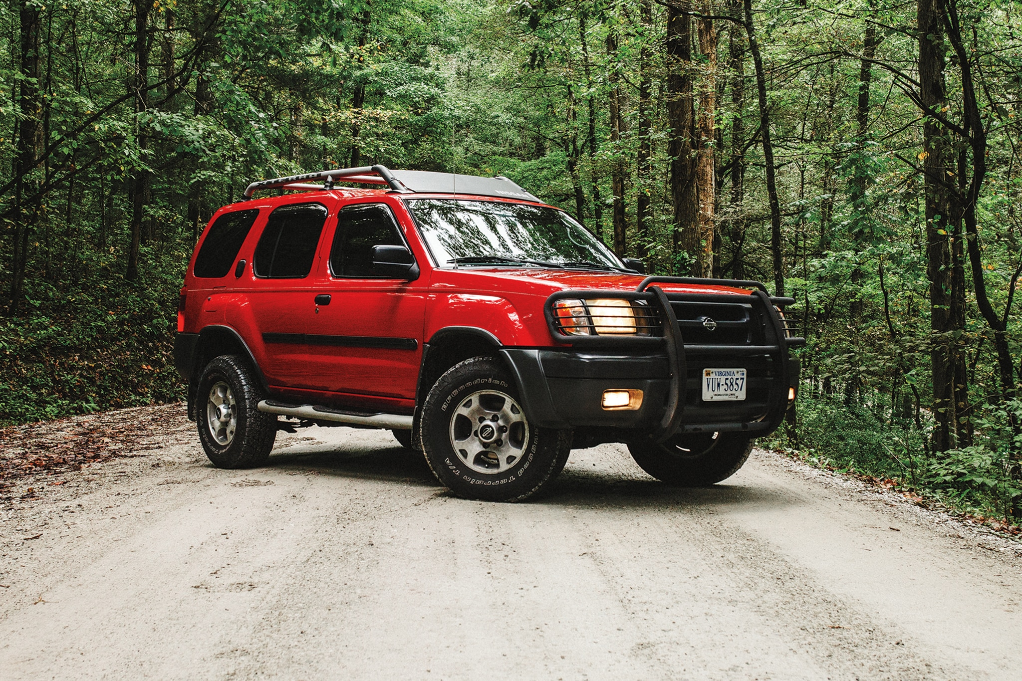 The First-Gen Nissan Xterra Is an Underappreciated Classic ...