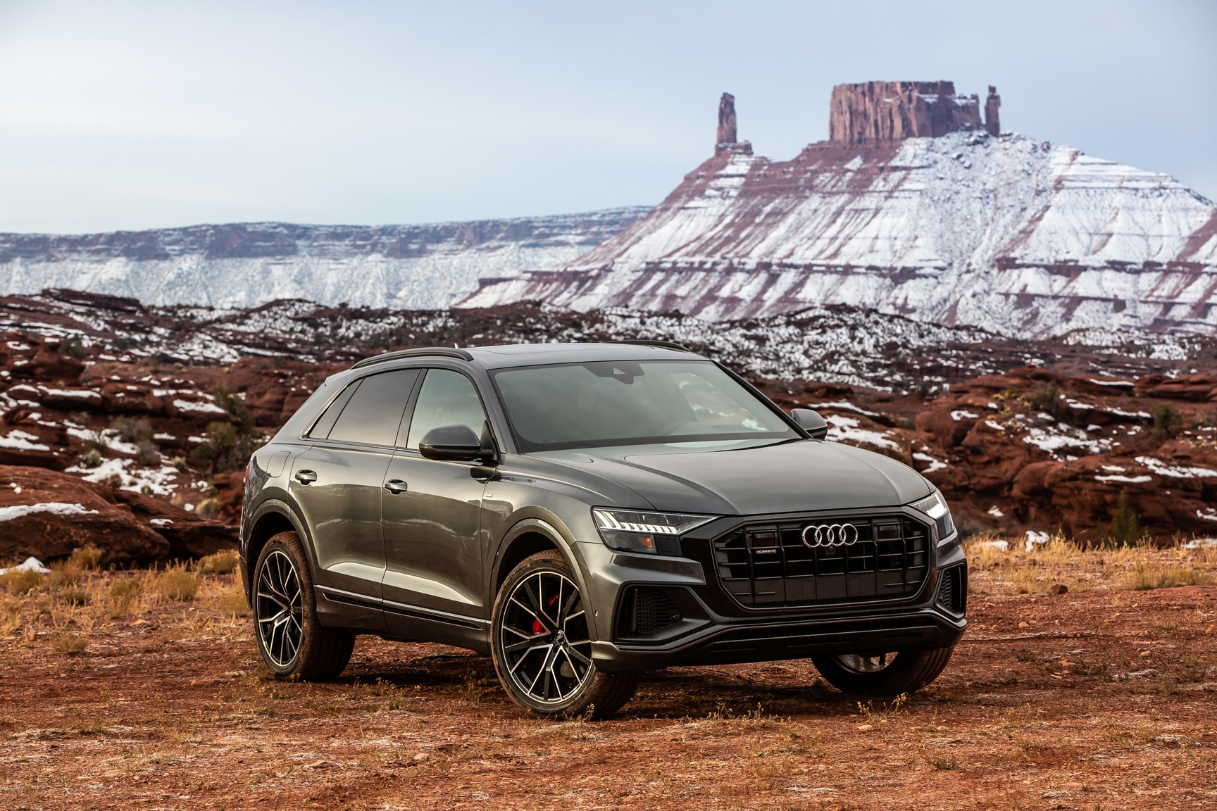 2019 Audi Q8 Review You Don T Need To Drive It To Get It