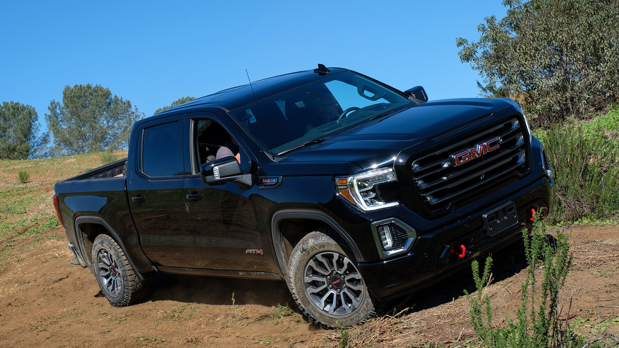 2019 gmc sierra 1500 at4 first drive review  the best sierra